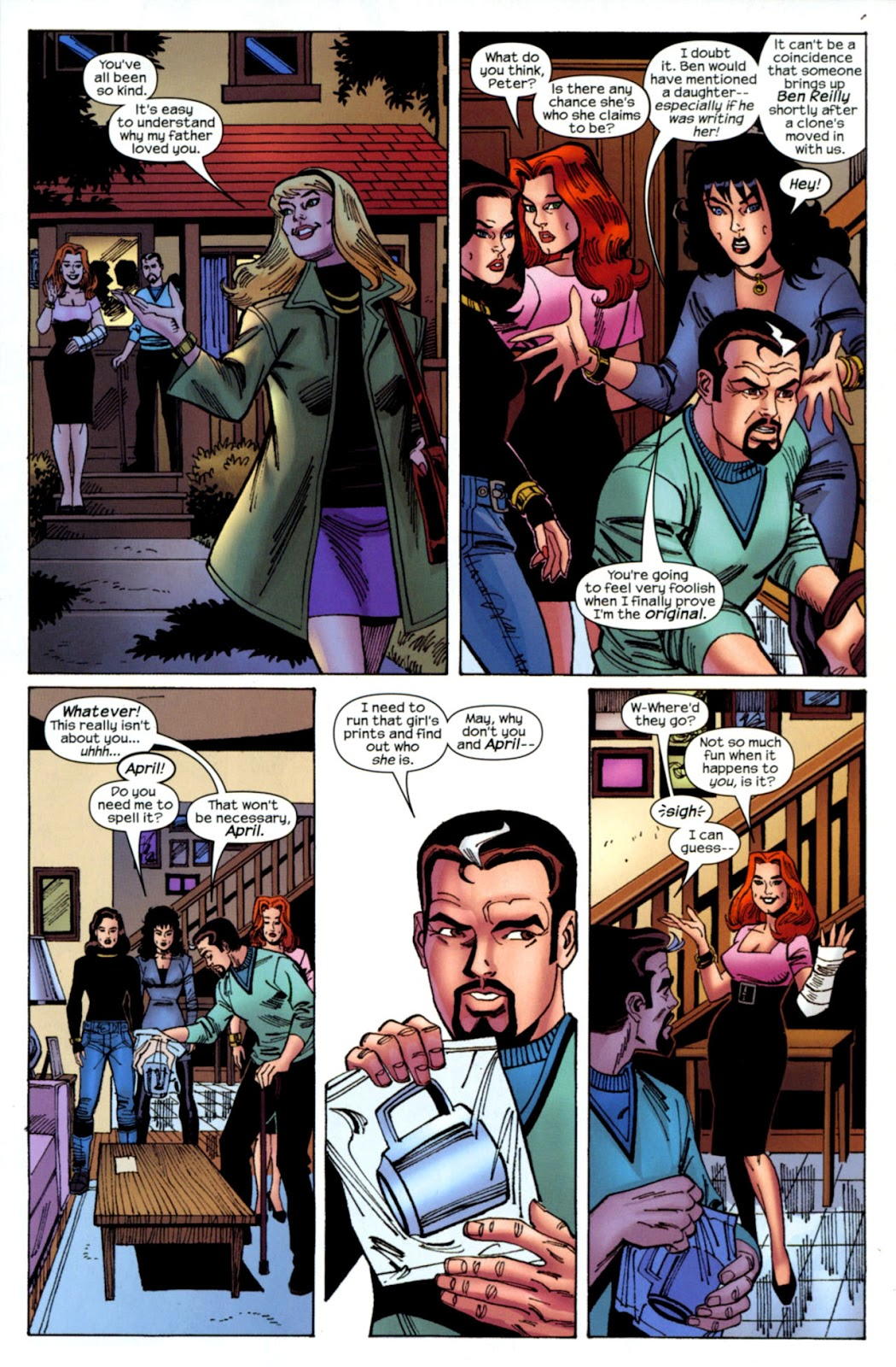 Amazing Spider-Man Family Issue #5 #5 - English 20