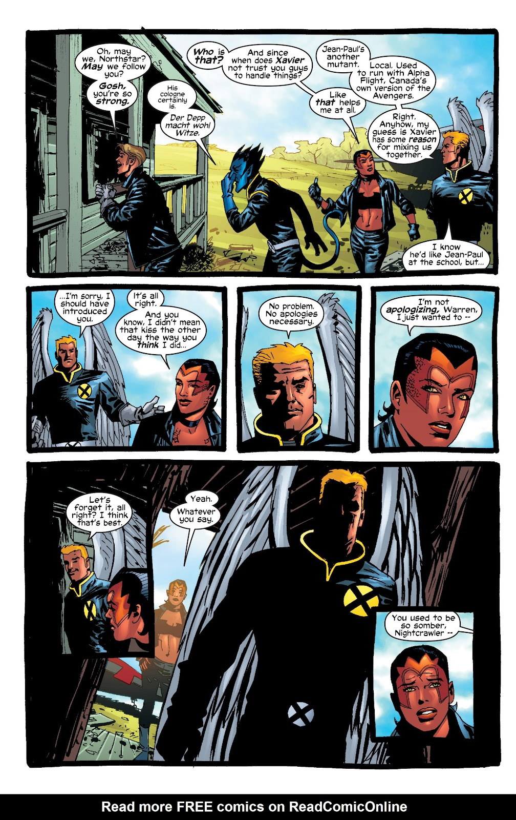 Read online X-Men: Unstoppable comic -  Issue # TPB (Part 2) - 5
