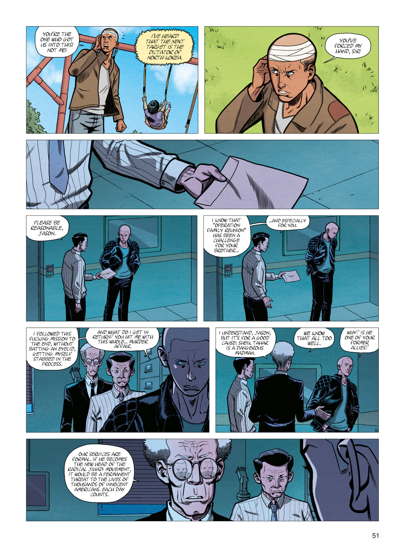Read online Alter Ego comic -  Issue #4 - 53