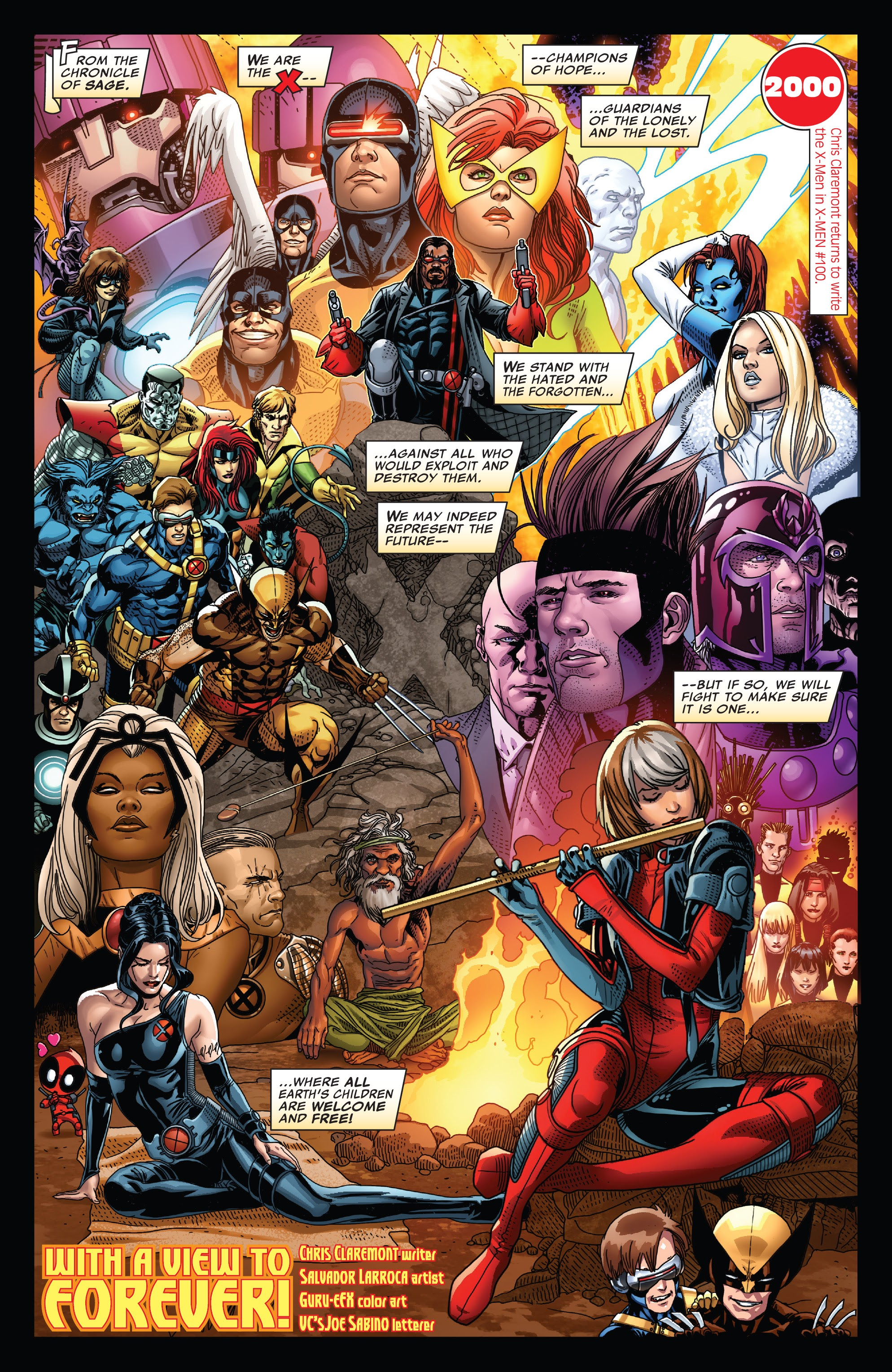 Read online Marvel Comics (2019) comic -  Issue #1000 - 64