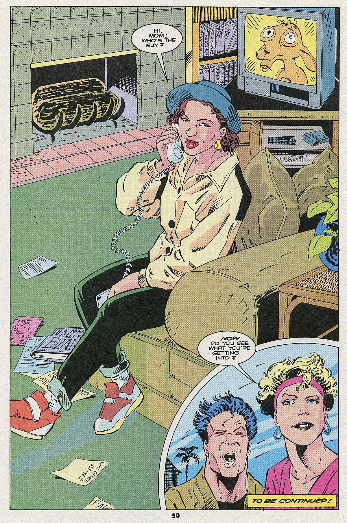 Read online Wonder Man (1991) comic -  Issue #10 - 23
