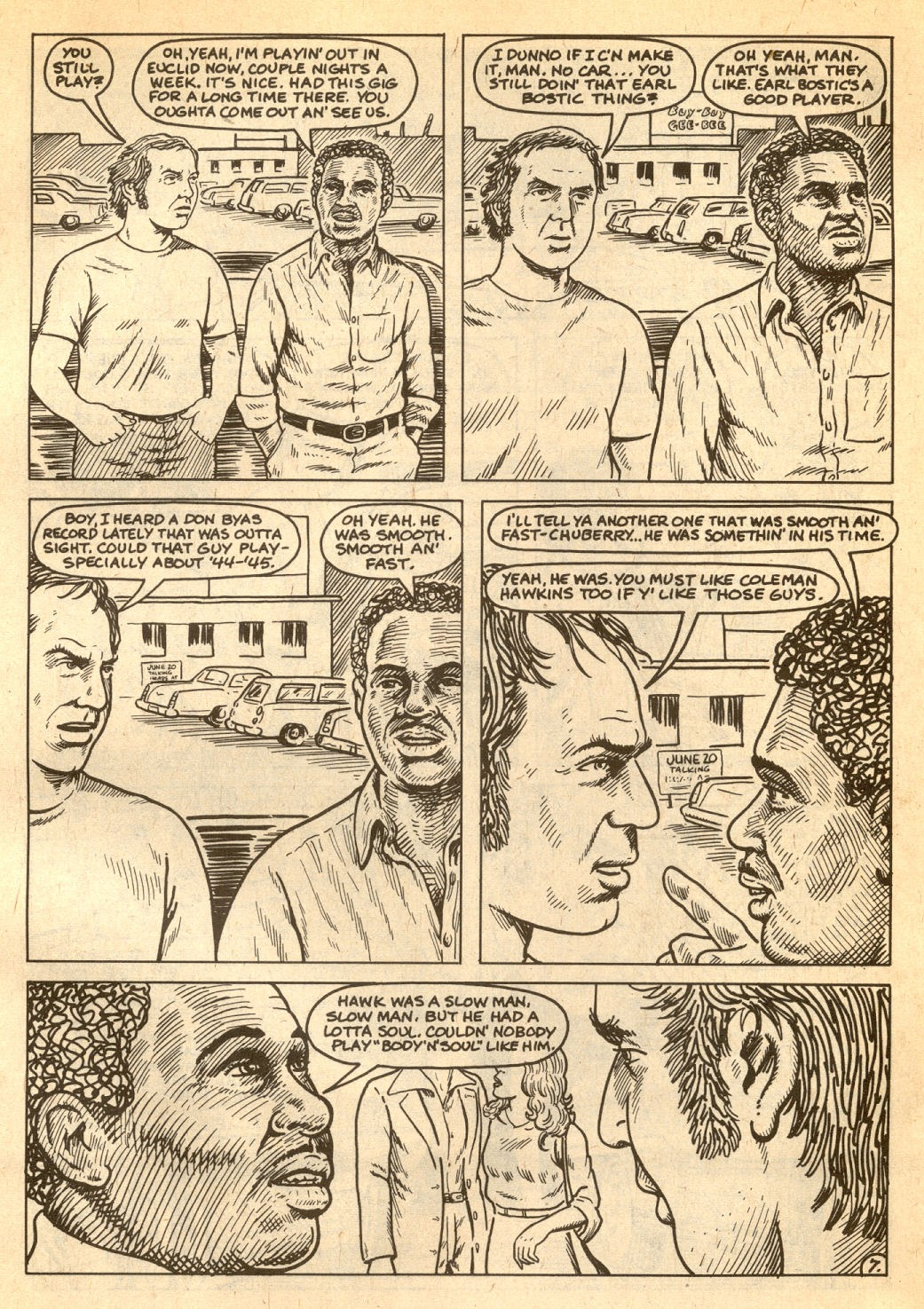 American Splendor (1976) issue 7 - Page 15