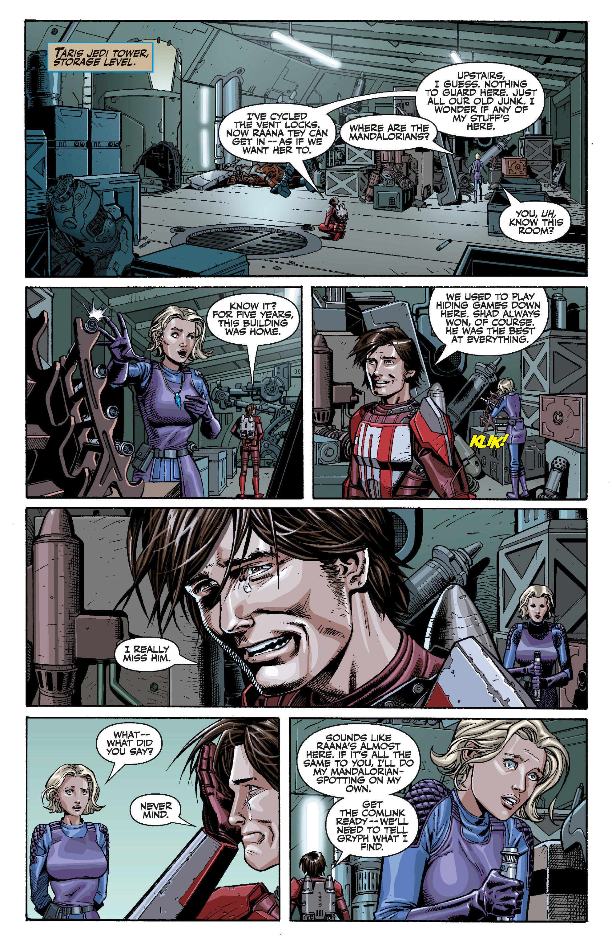Read online Star Wars Omnibus comic -  Issue # Vol. 32 - 128