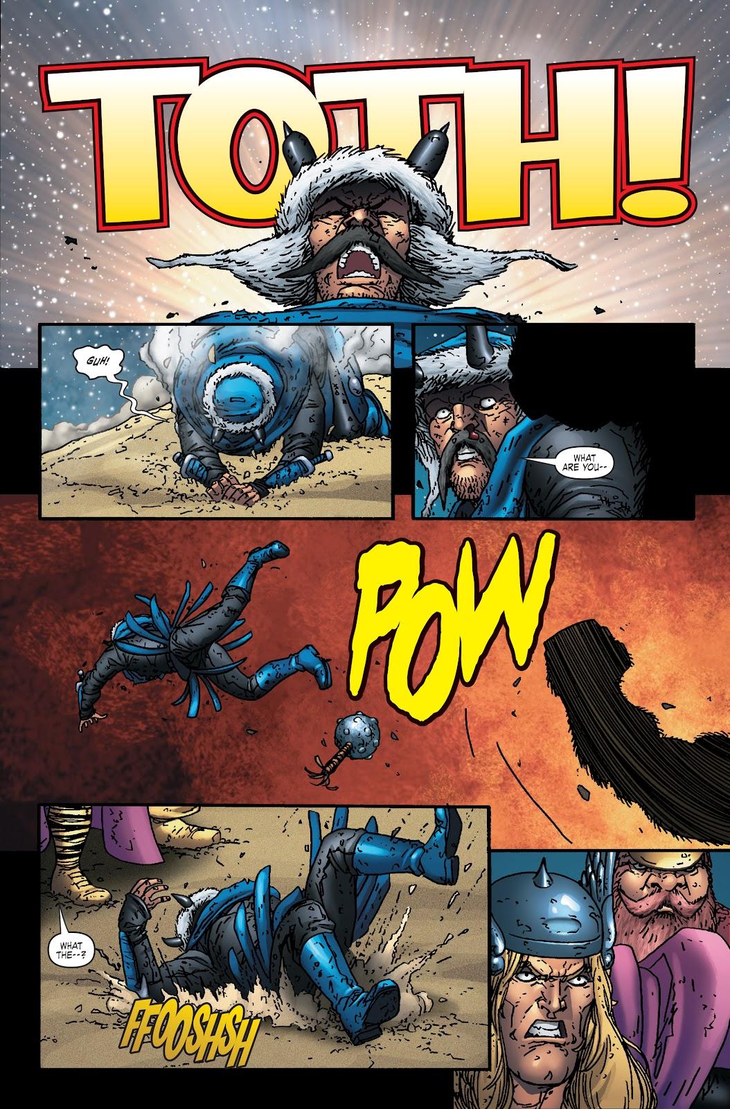 Read online Thor: Ragnaroks comic -  Issue # TPB (Part 2) - 22