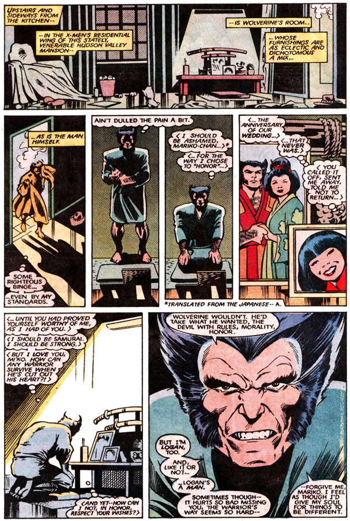 Uncanny X-Men (1963) issue _Annual_11 - Page 6
