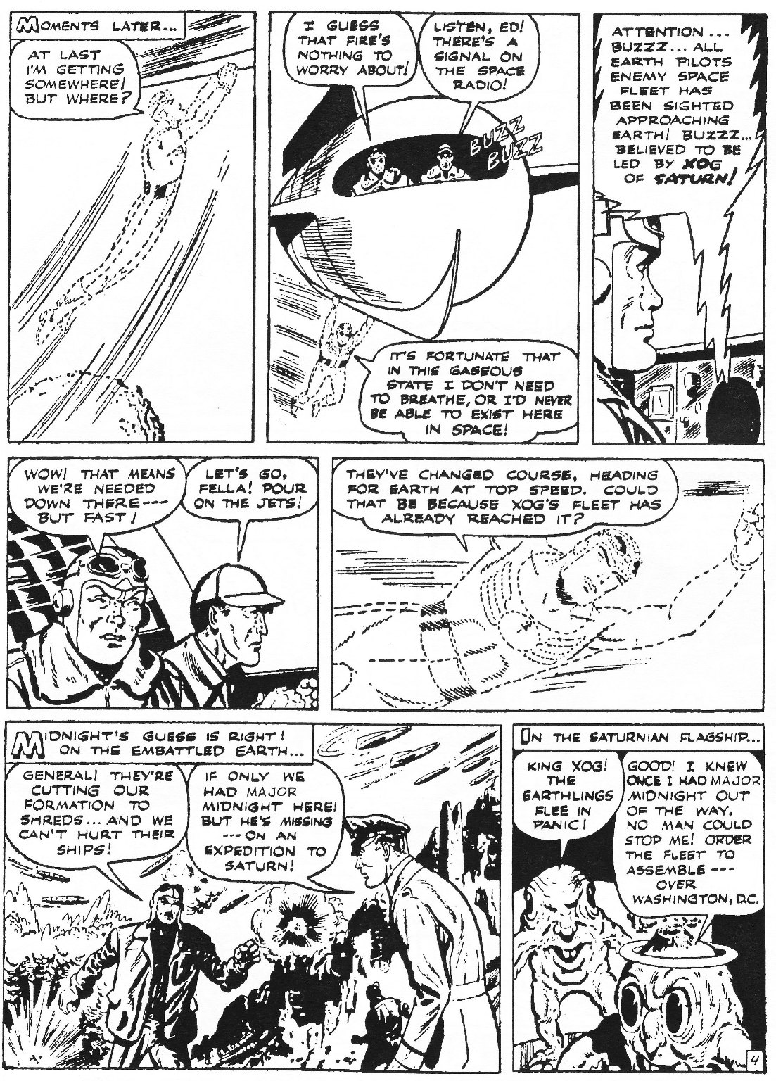 Read online Men of Mystery Comics comic -  Issue #77 - 64