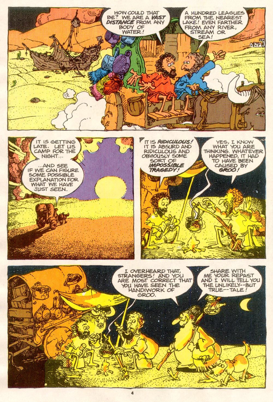 Read online Sergio Aragonés Groo the Wanderer comic -  Issue #76 - 4