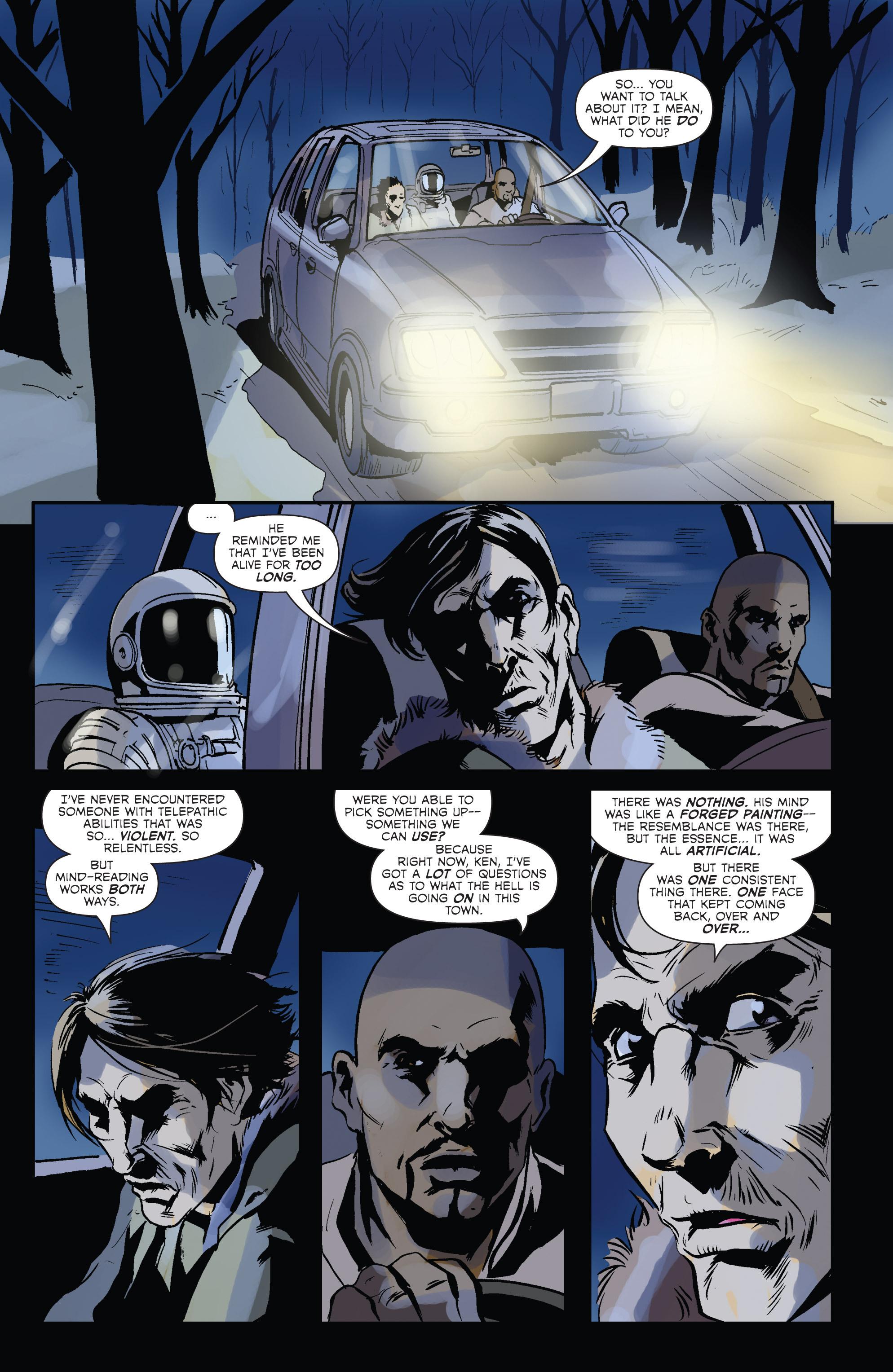 Read online Hoax Hunters (2012) comic -  Issue # TPB 2 - 48