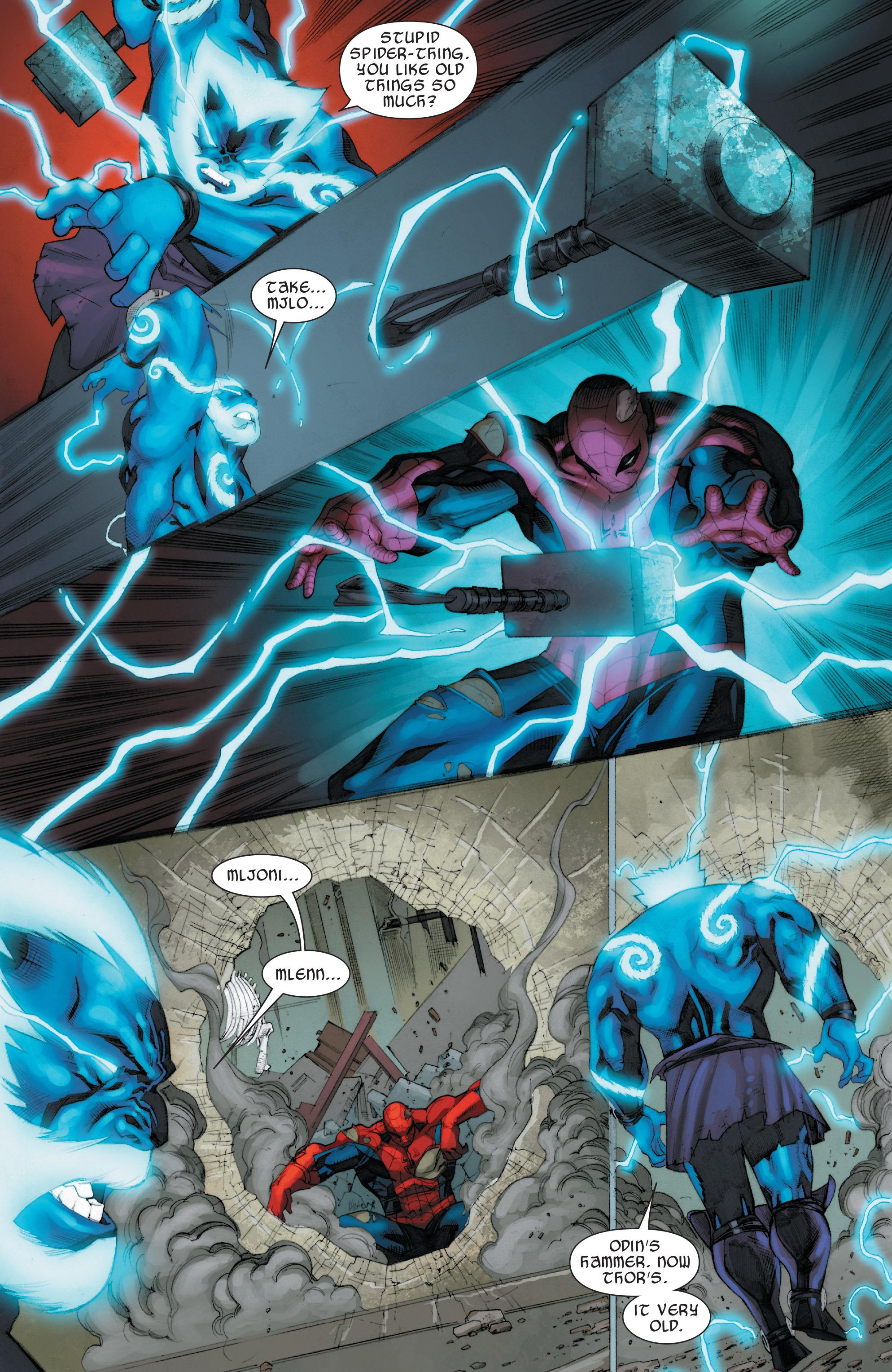 Read online World War Hulks: Spider-Man vs. Thor comic -  Issue #2 - 5