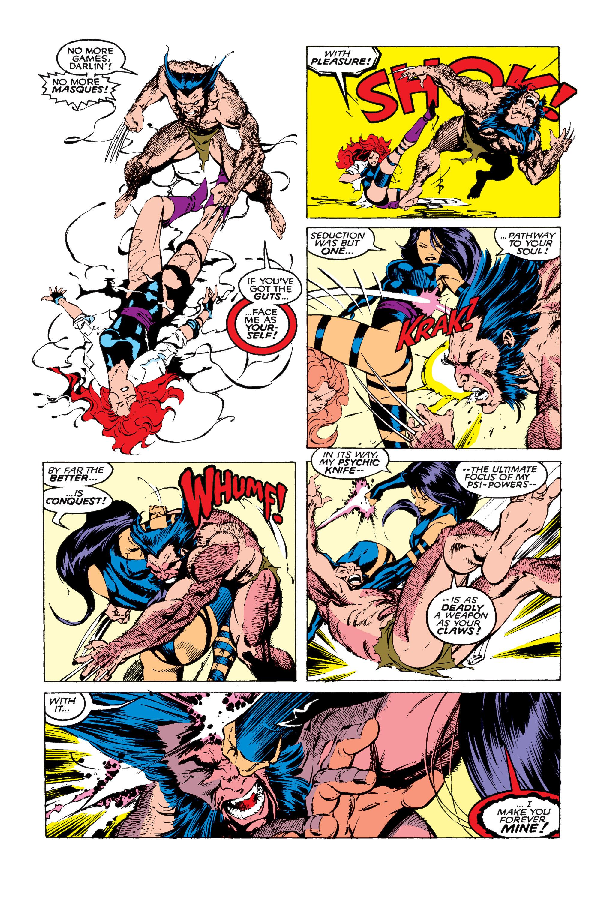 Read online Uncanny X-Men (1963) comic -  Issue #258 - 15