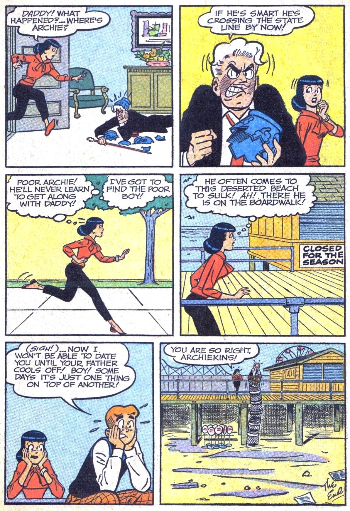 Read online Archie (1960) comic -  Issue #125 - 18