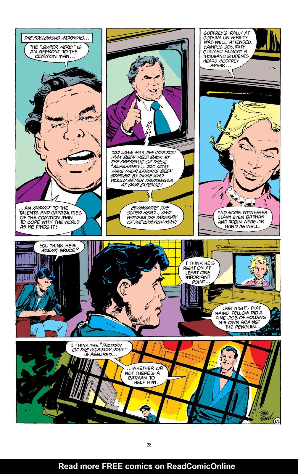 Read online Detective Comics (1937) comic -  Issue # _TPB Batman - The Dark Knight Detective 1 (Part 1) - 28