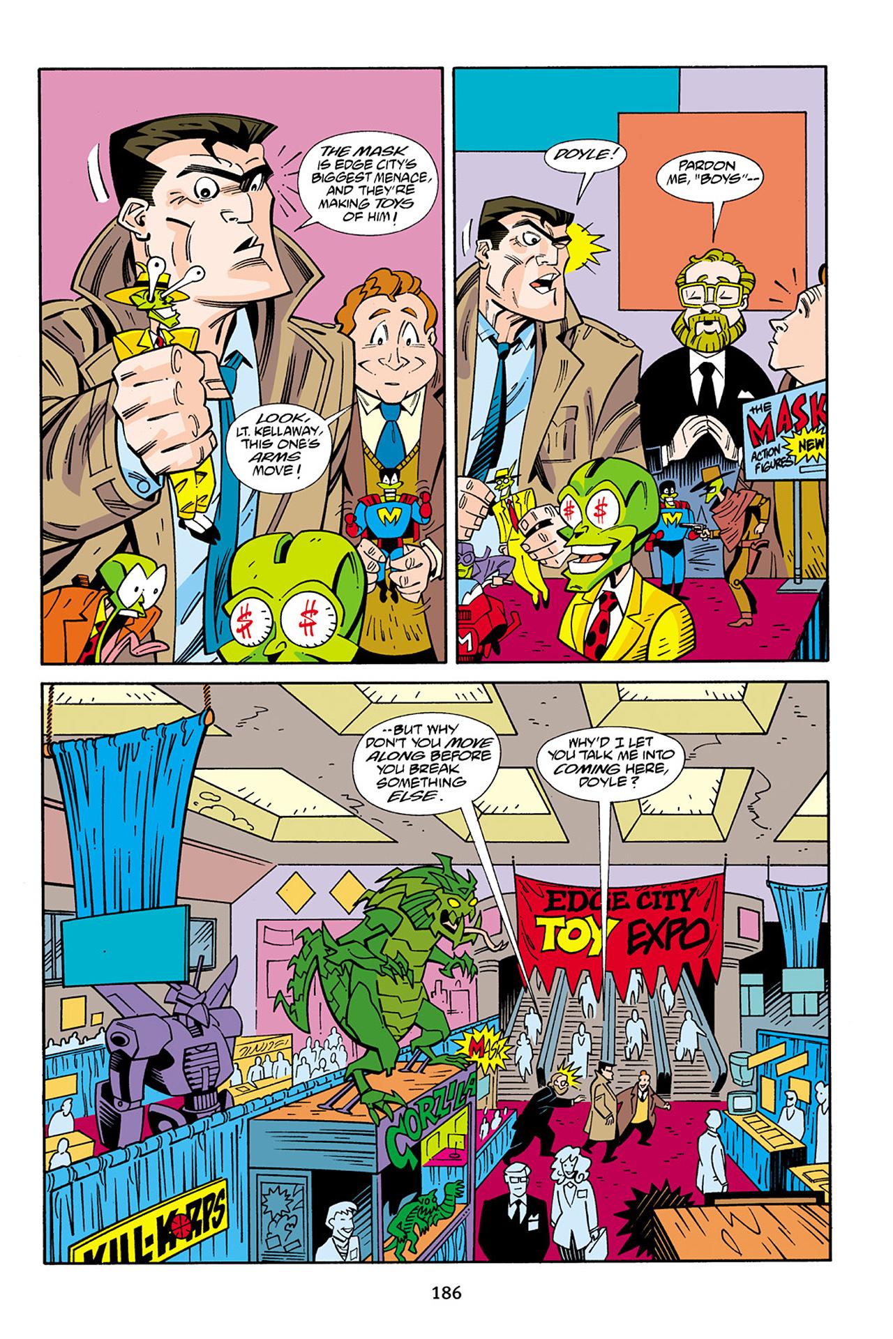 Read online Adventures Of The Mask Omnibus comic -  Issue #Adventures Of The Mask Omnibus Full - 185