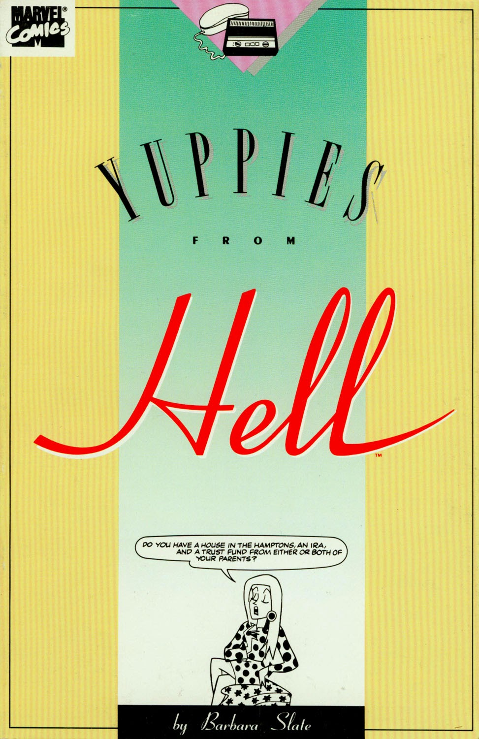 Yuppies From Hell Full Page 1