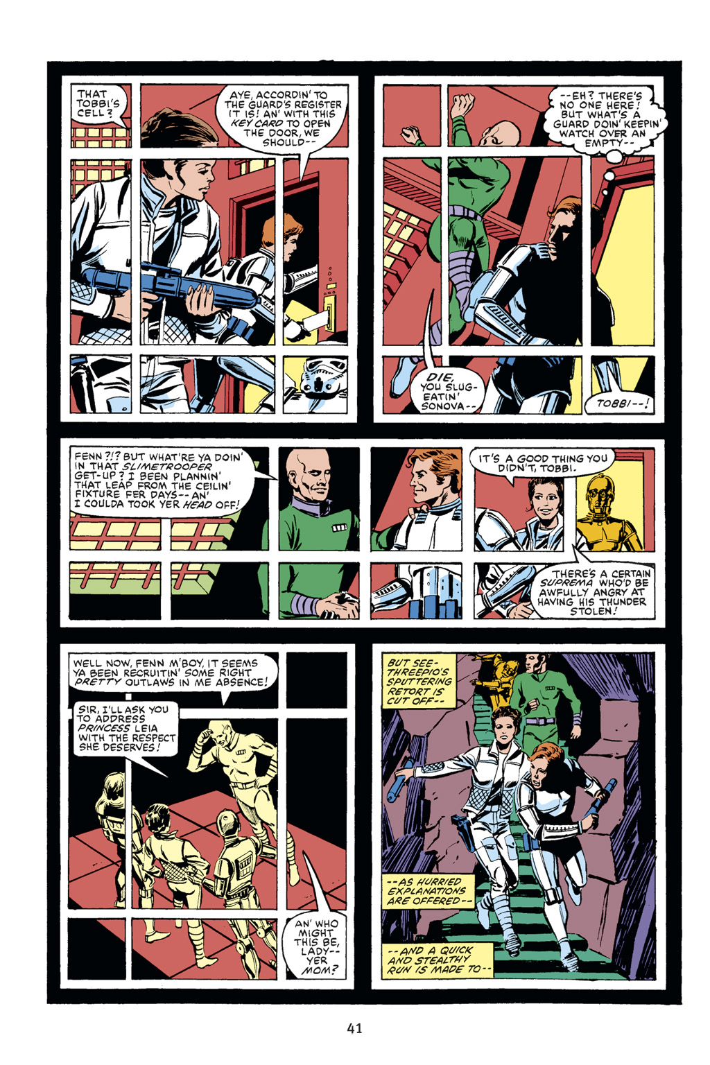 Read online Star Wars Omnibus comic -  Issue # Vol. 18 - 35