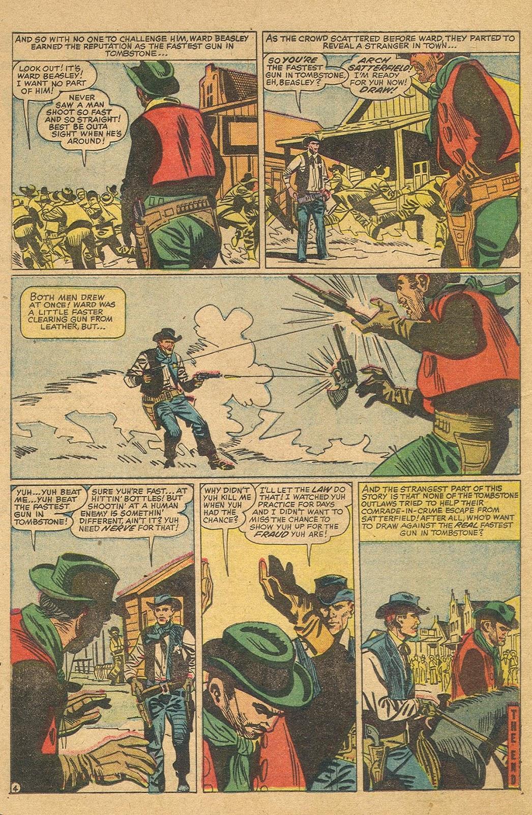 Gunsmoke Western issue 44 - Page 12