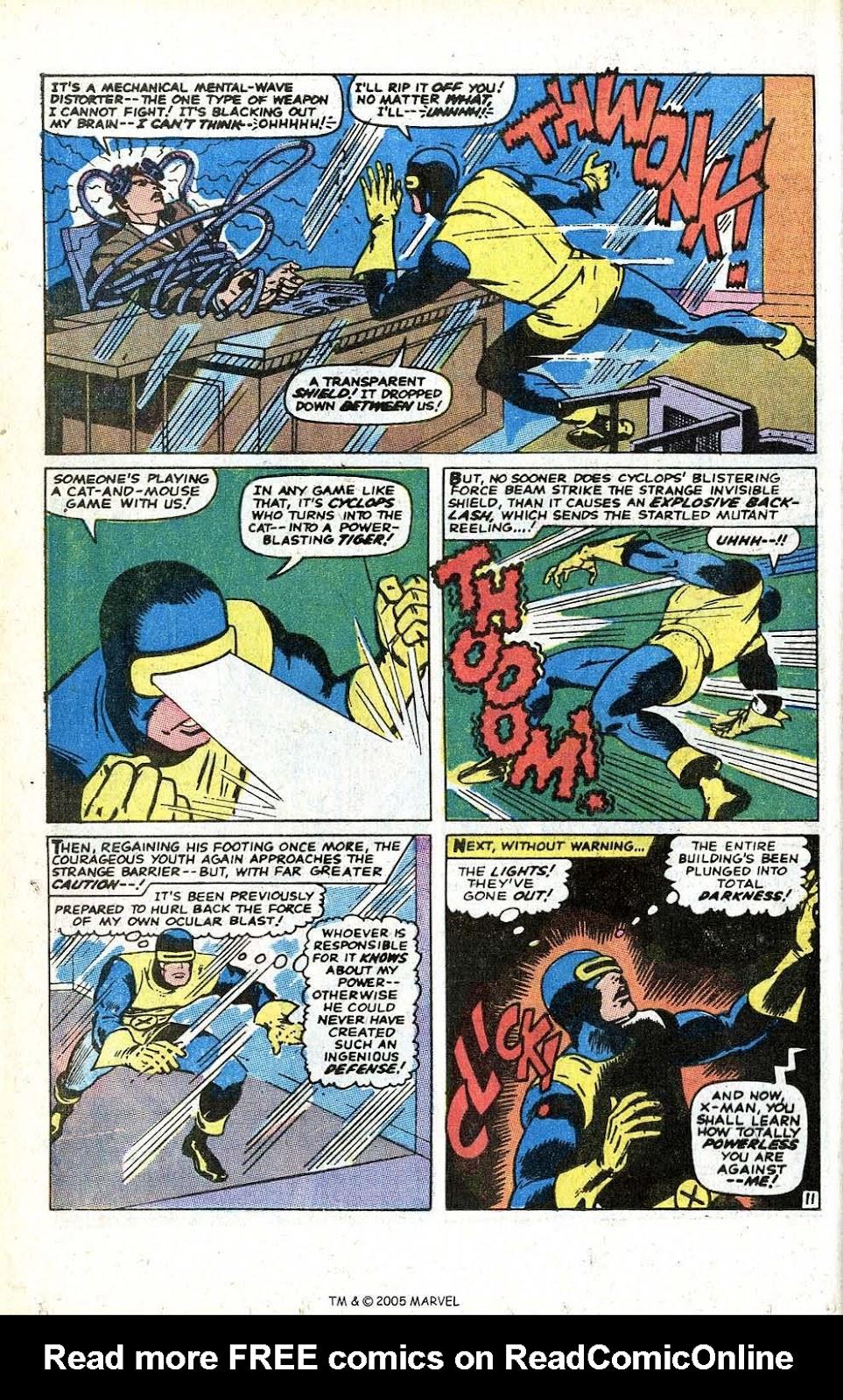 Uncanny X-Men (1963) issue 70 - Page 14