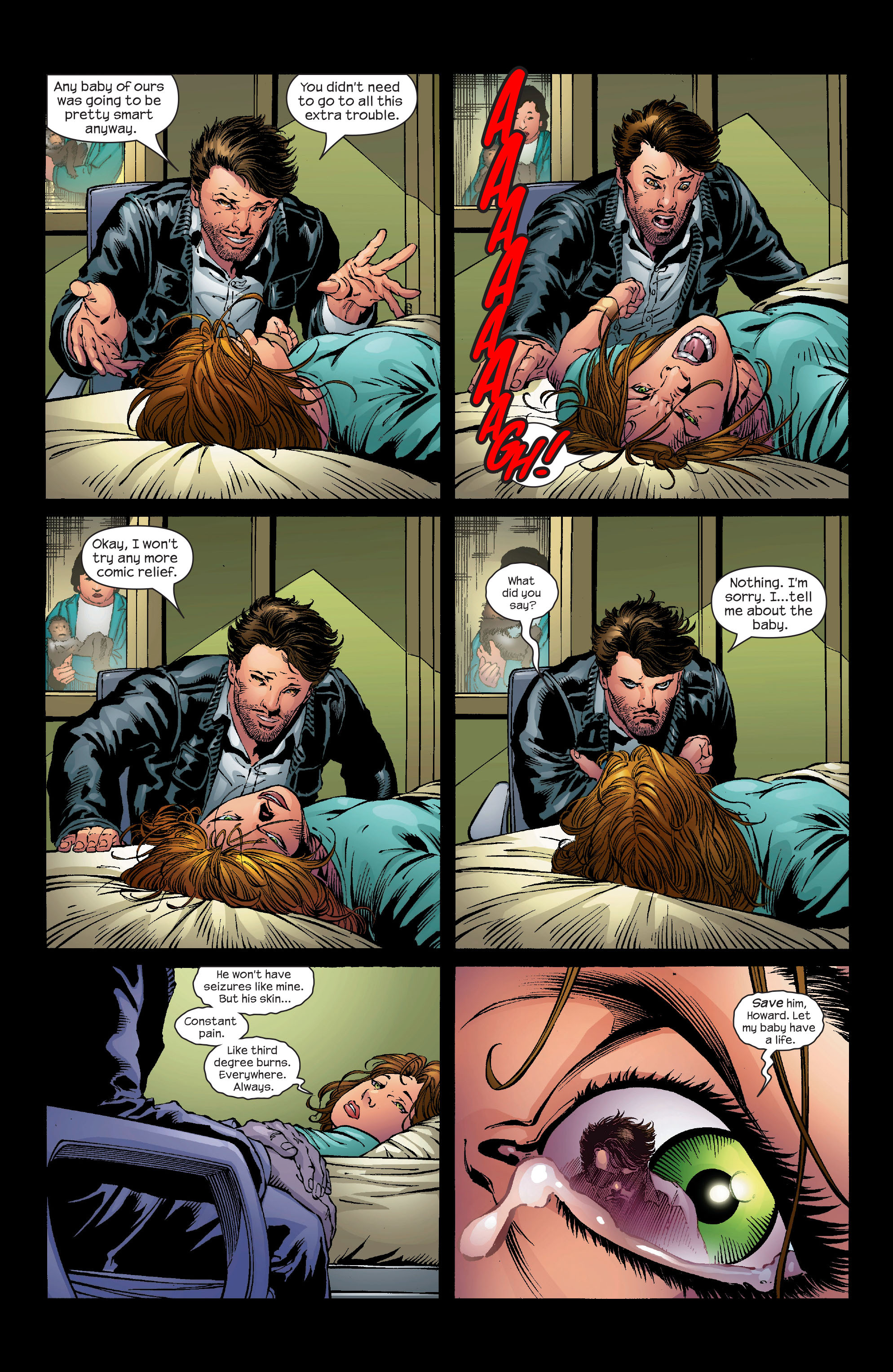 Read online Ultimate Iron Man (2005) comic -  Issue #1 - 21
