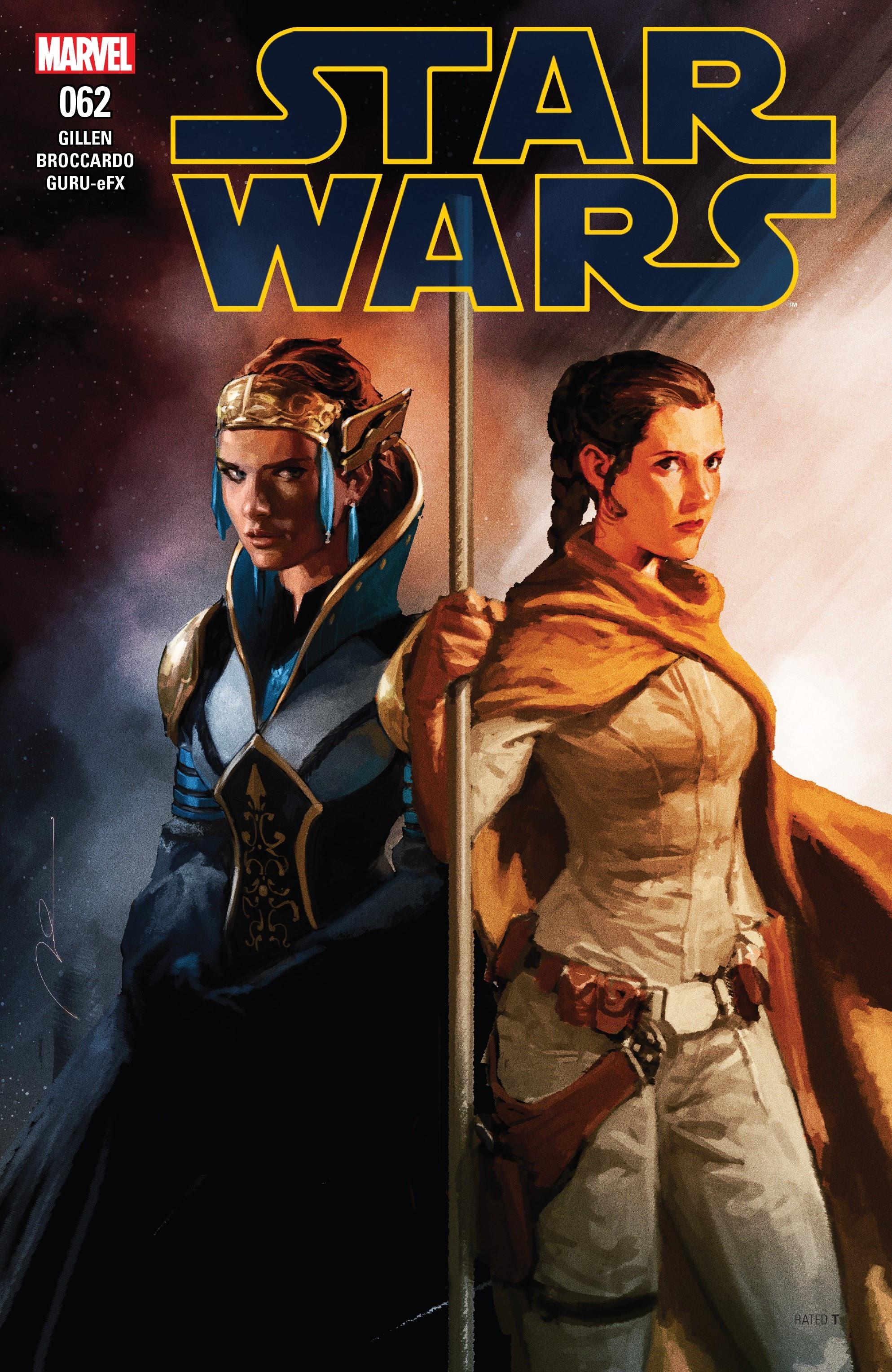 Star Wars (2015) 62 Page 1