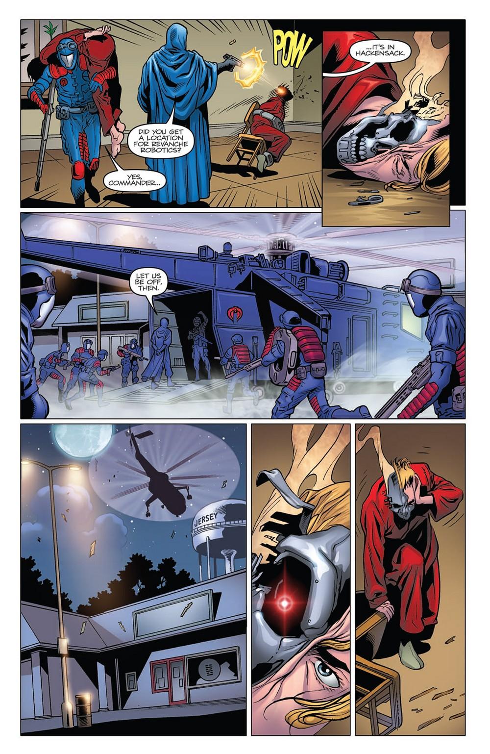 G.I. Joe: A Real American Hero 175 Page 17