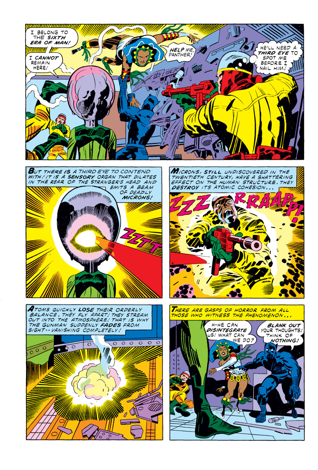 Black Panther (1977) issue 2 - Page 4