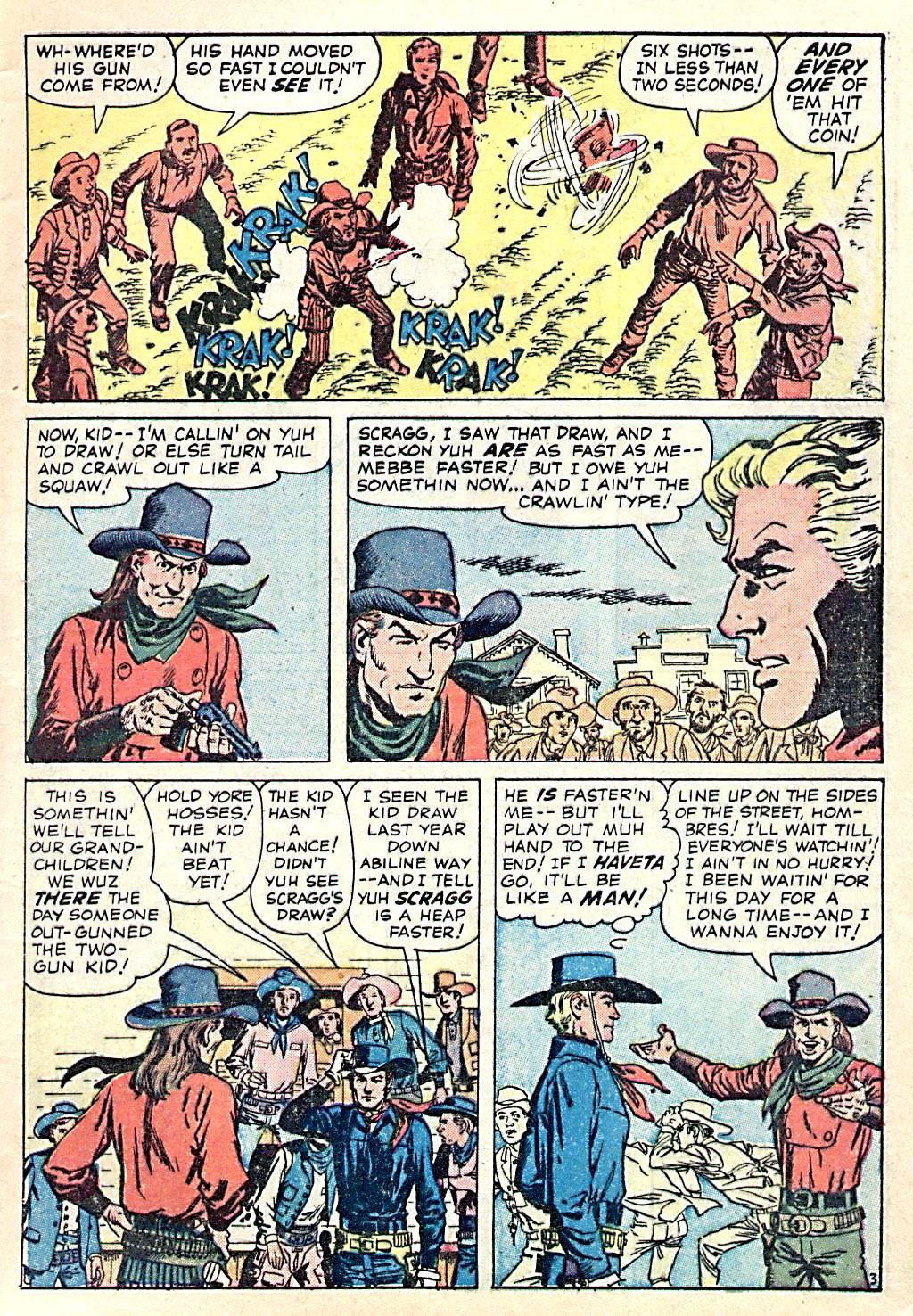 Read online Two-Gun Kid comic -  Issue #49 - 5