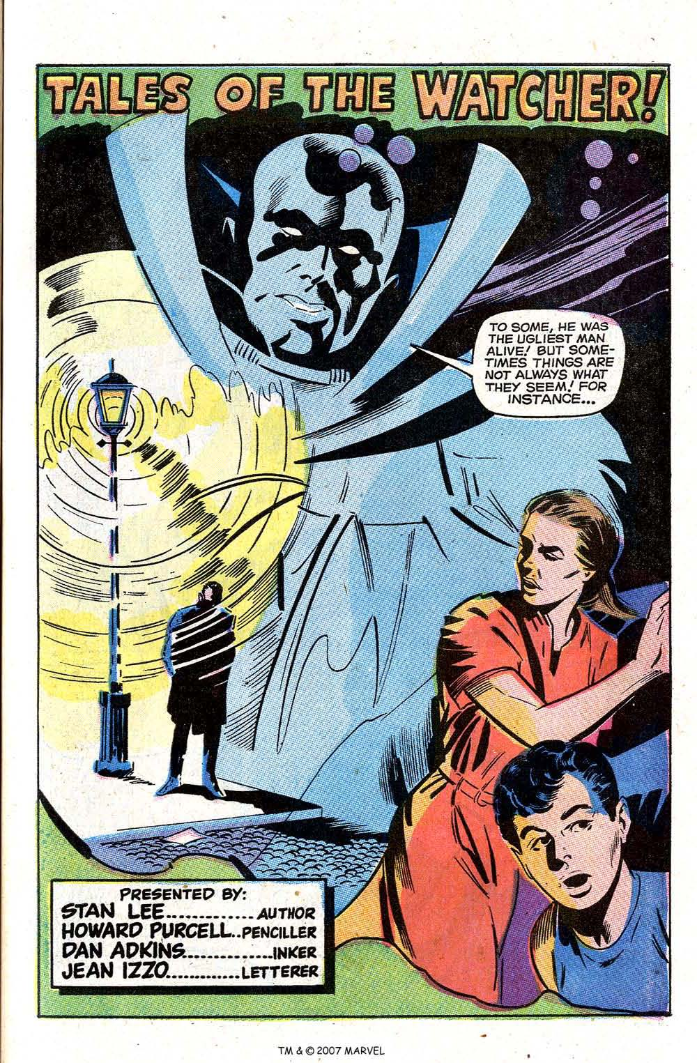 Read online Silver Surfer (1968) comic -  Issue #7 - 51
