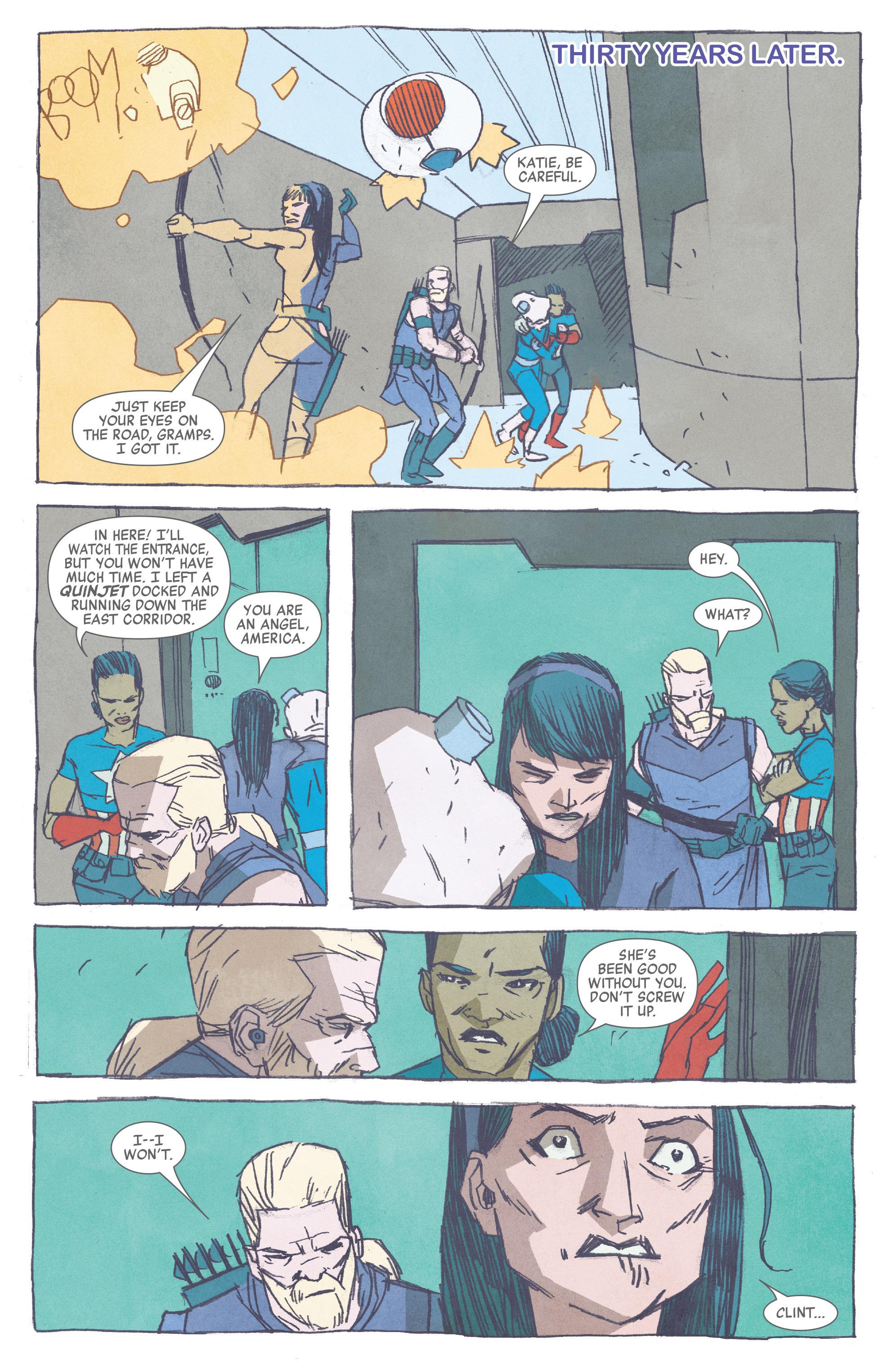 Read online All-New Hawkeye (2016) comic -  Issue #3 - 10