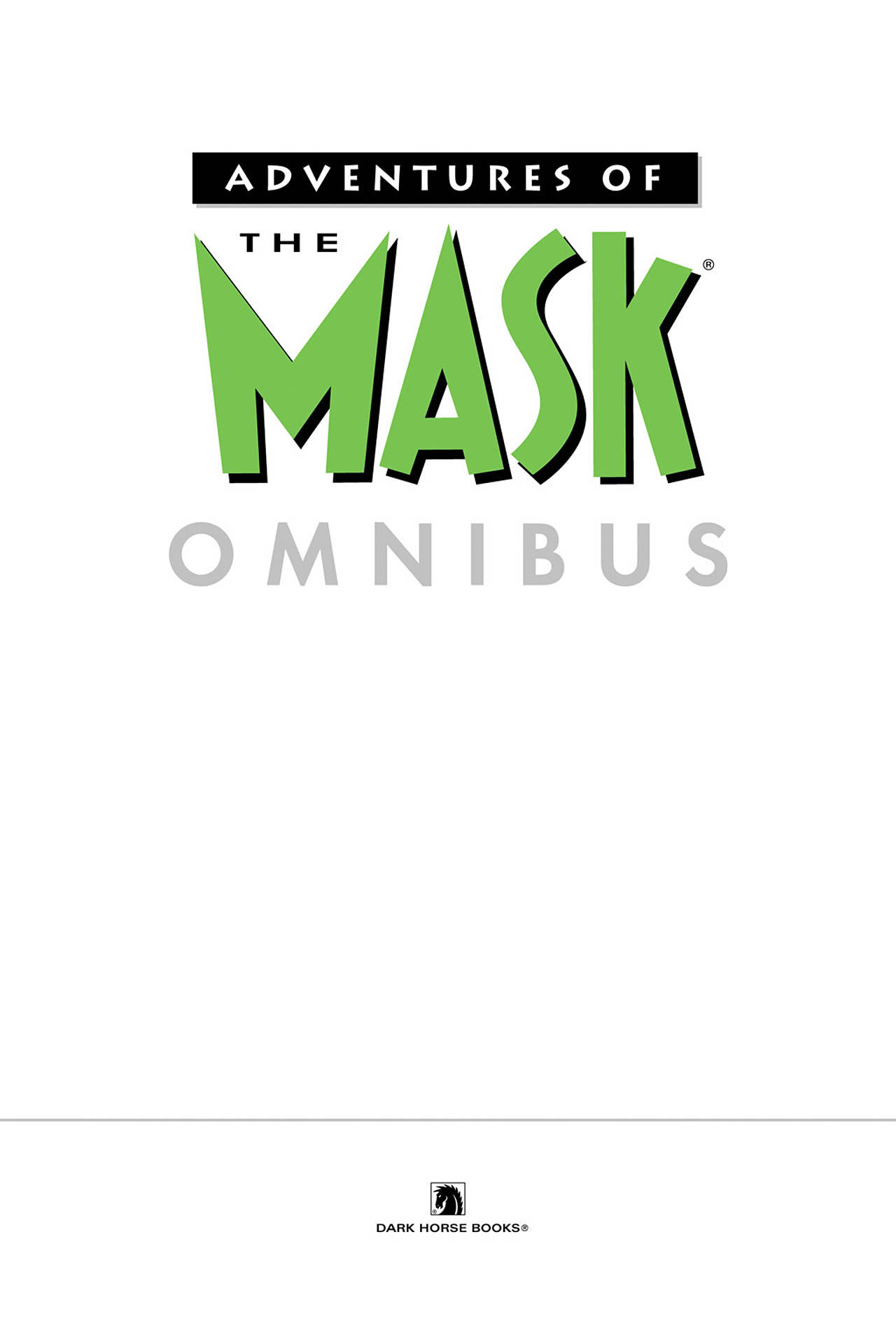 Read online Adventures Of The Mask Omnibus comic -  Issue #Adventures Of The Mask Omnibus Full - 3