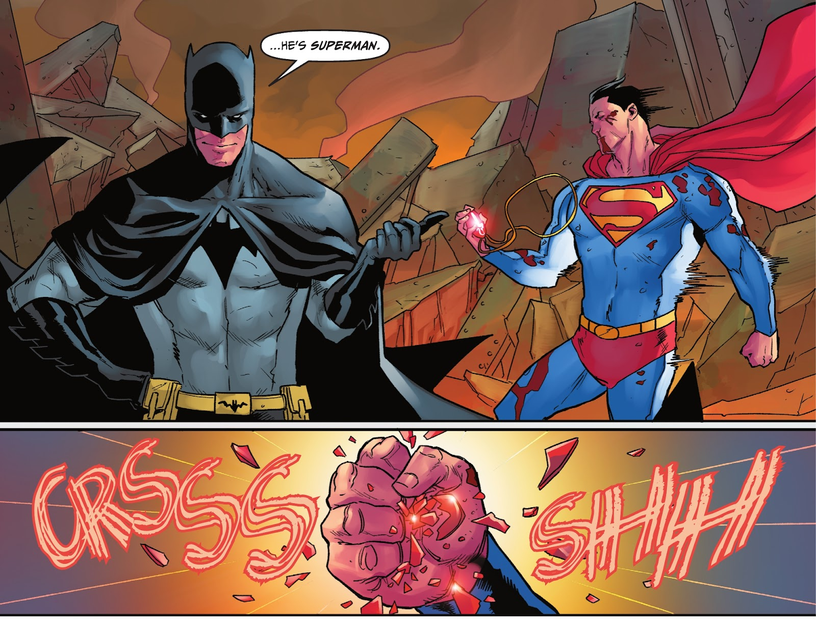 Injustice: Year Zero issue 14 - Page 10