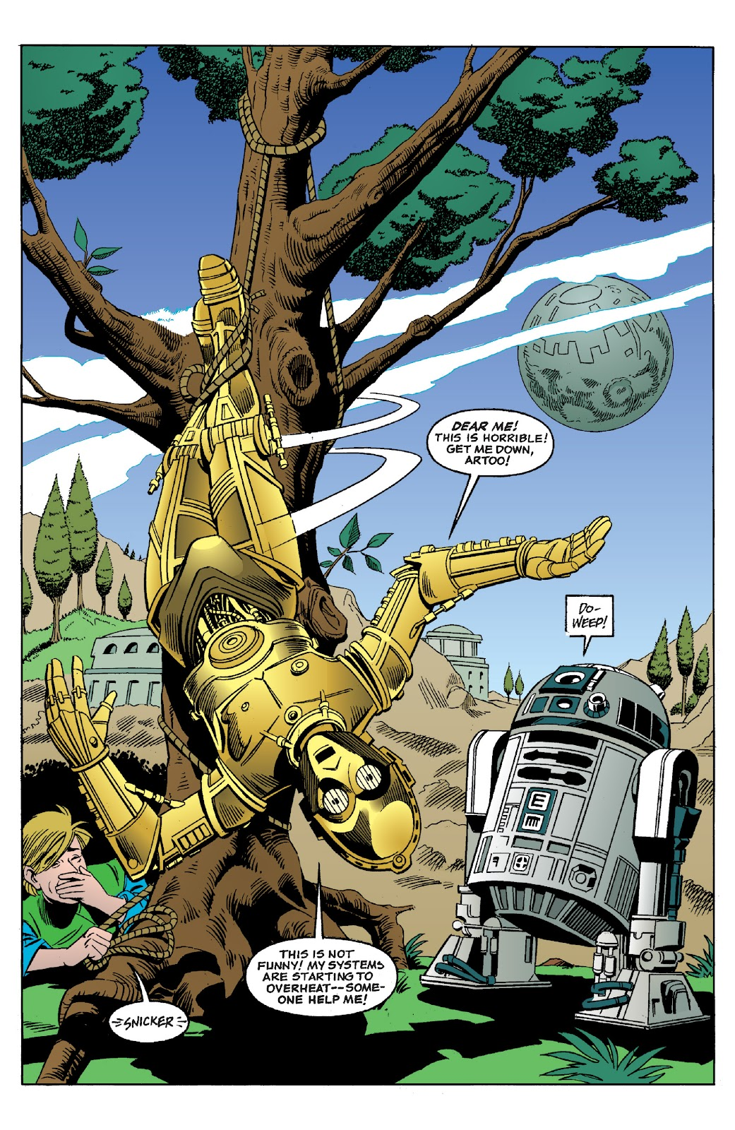 Read online Star Wars Legends Epic Collection: The Empire comic -  Issue # TPB 5 (Part 1) - 33