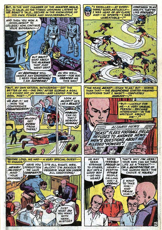 Uncanny X-Men (1963) 68 Page 42