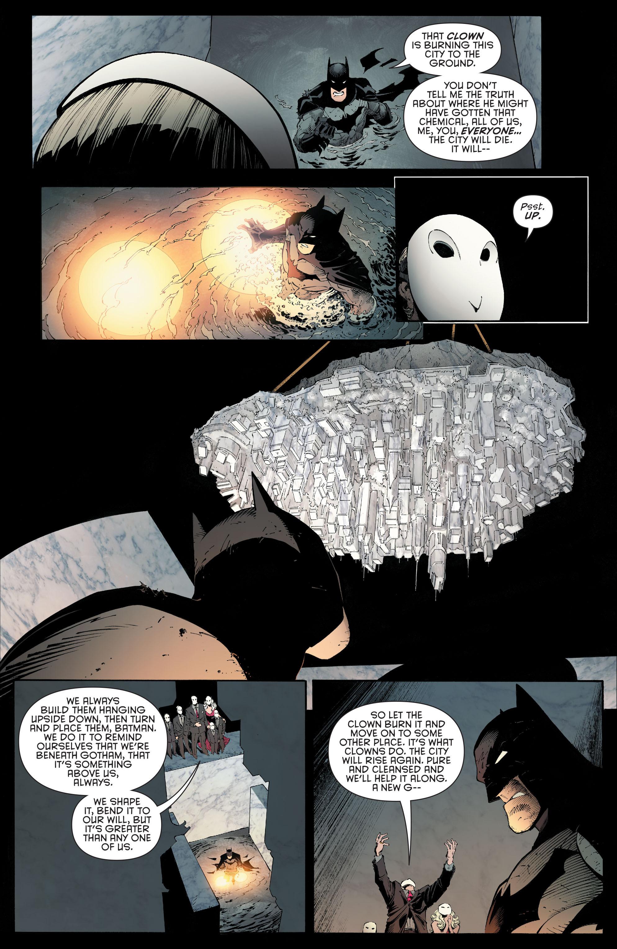 Read online Batman (2011) comic -  Issue # _TPB 7 - 105