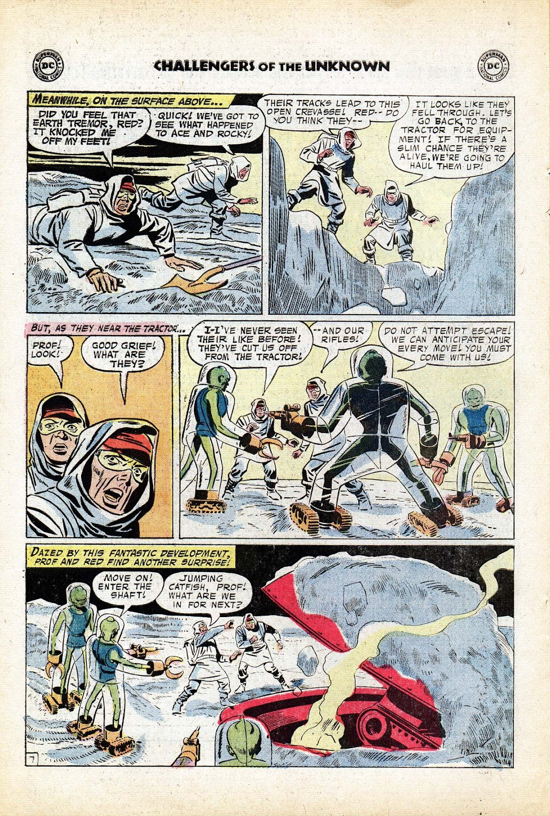 Challengers of the Unknown (1958) issue 80 - Page 10
