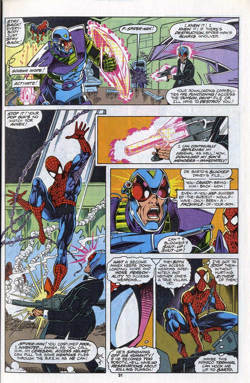 The Amazing Spider-Man (1963) _Annual_27 Page 32