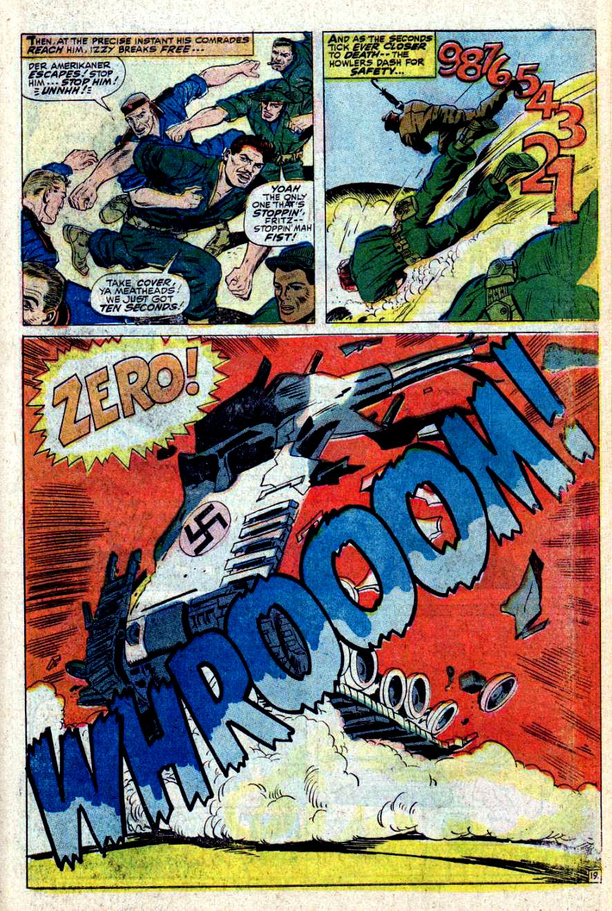 Read online Sgt. Fury comic -  Issue #43 - 27