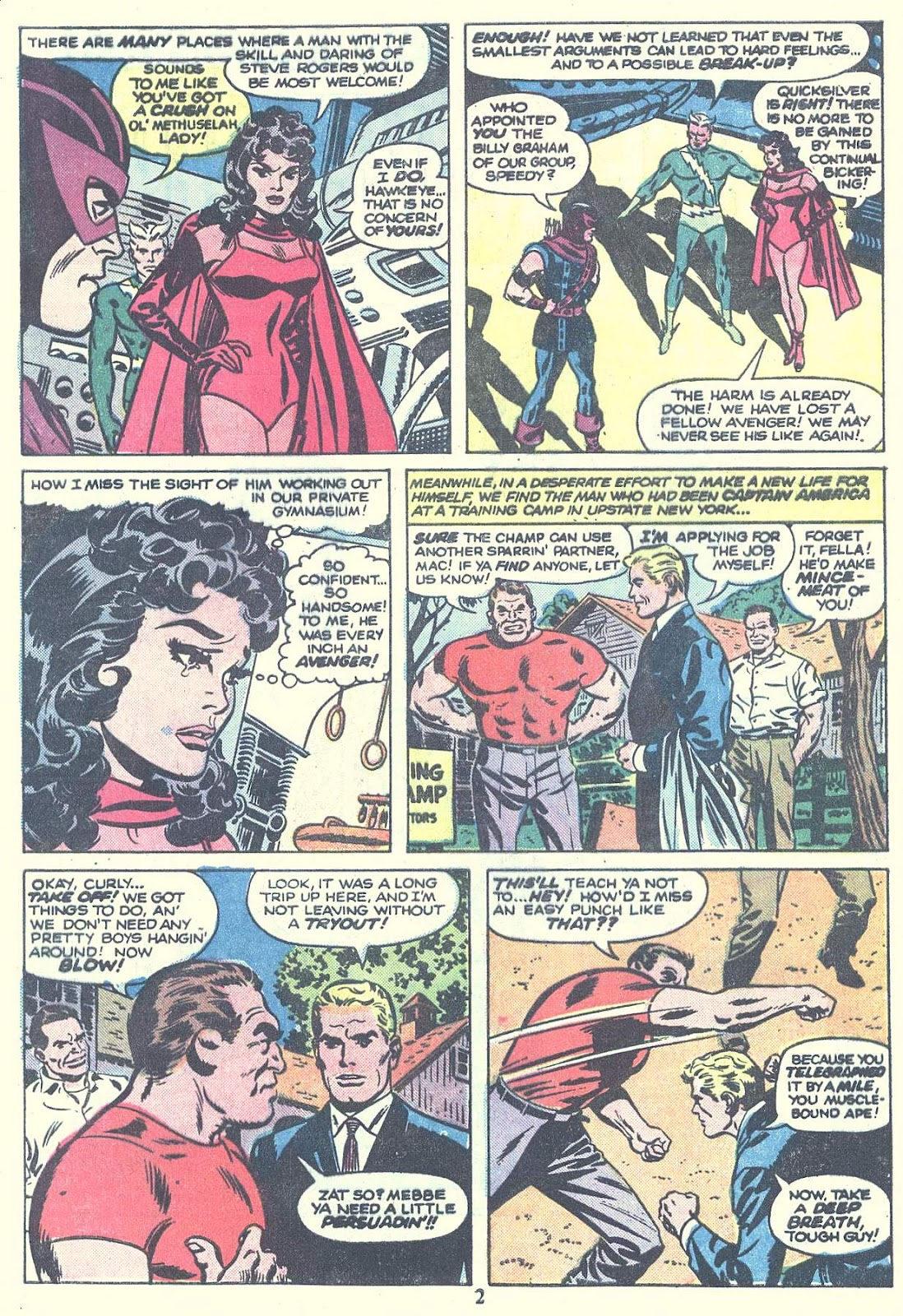 Marvel Triple Action (1972) issue 17 - Page 4
