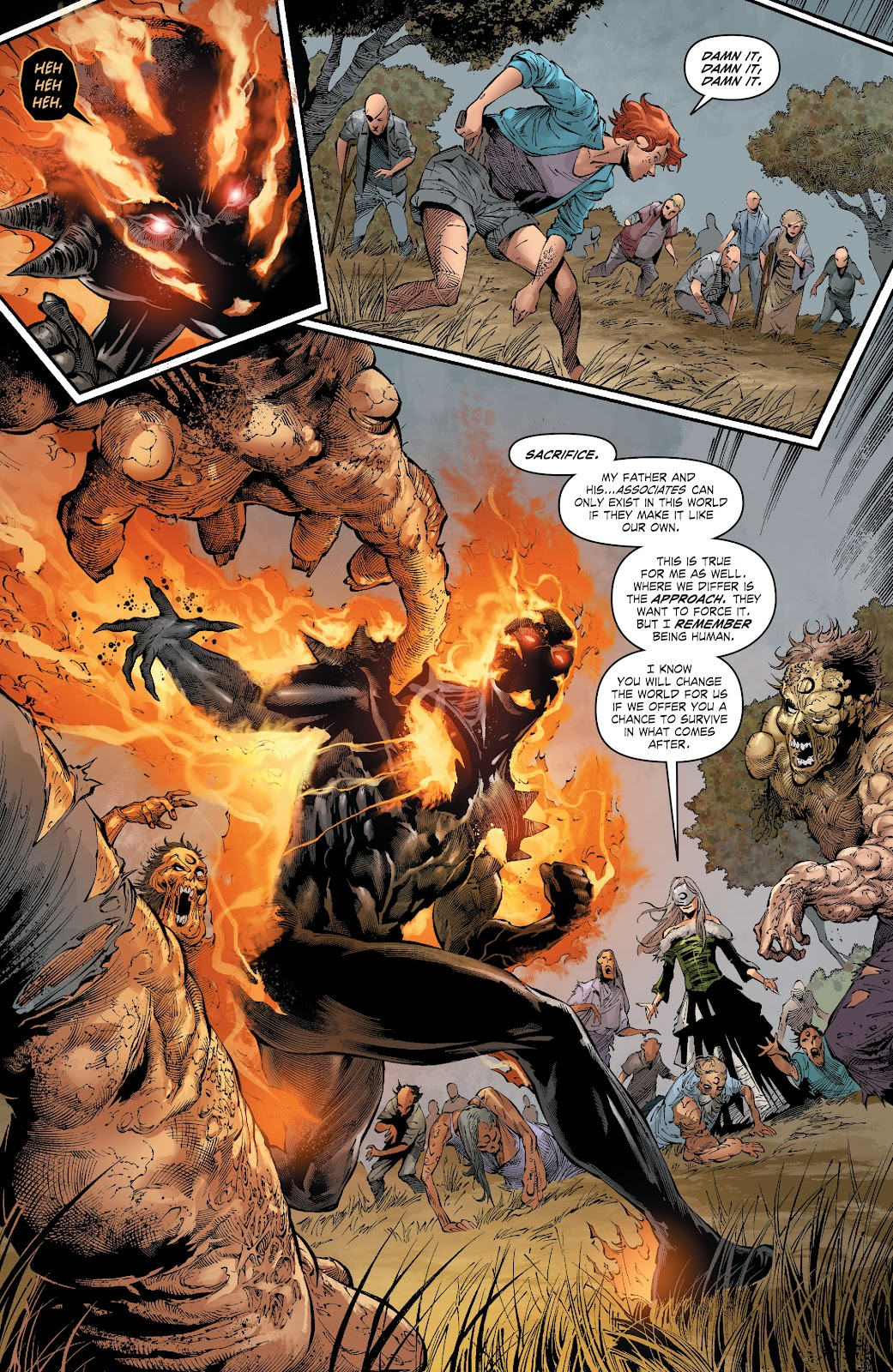 Read online The Curse of Brimstone: Ashes comic -  Issue # TPB (Part 1) - 57