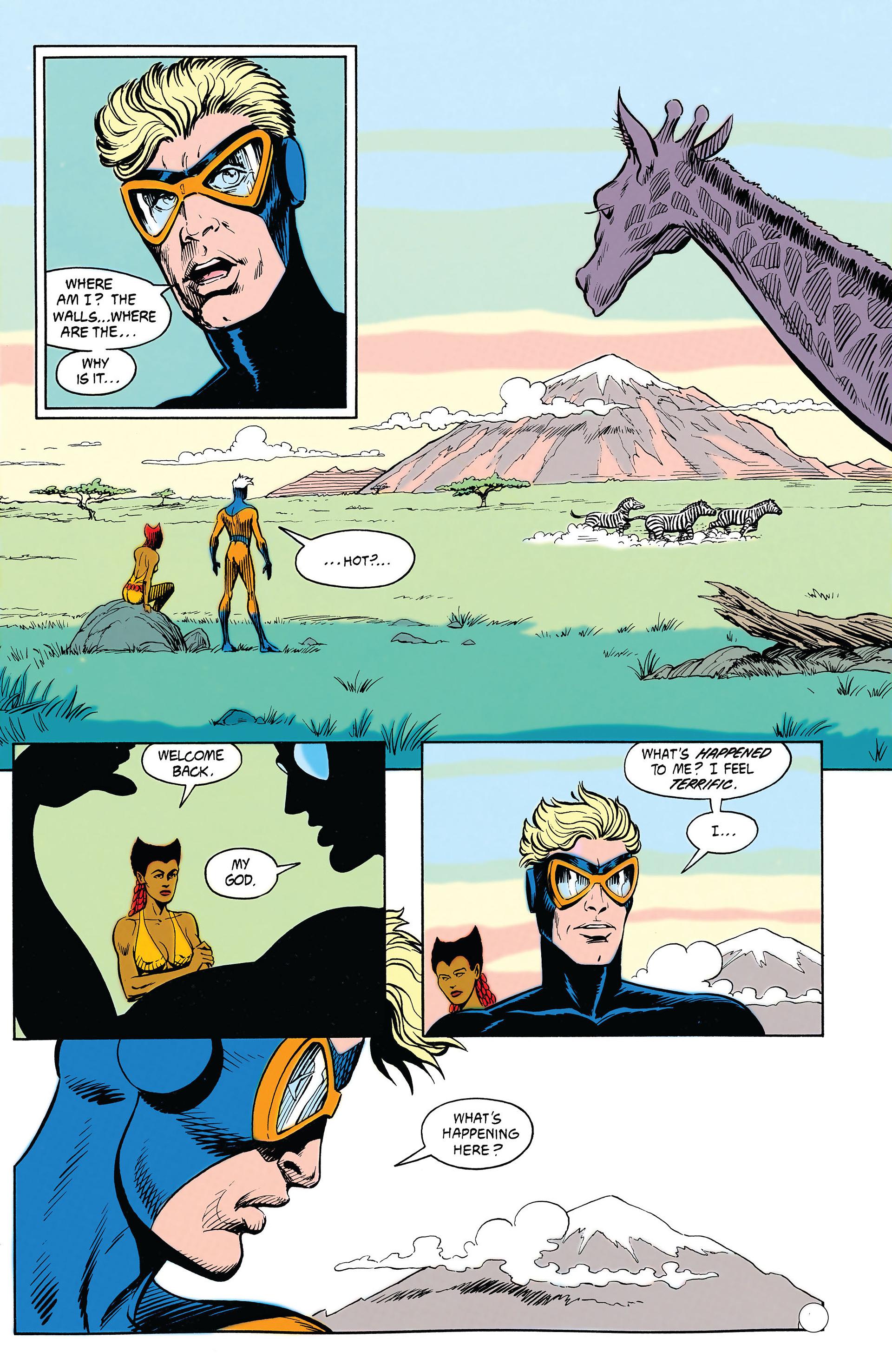 Read online Animal Man (1988) comic -  Issue #11 - 8