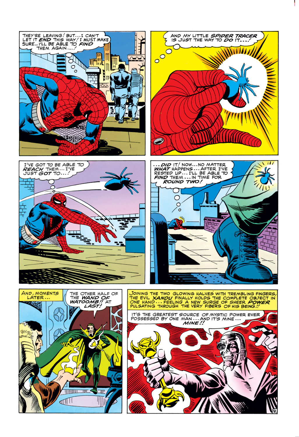 The Amazing Spider-Man (1963) _Annual_2 Page 9