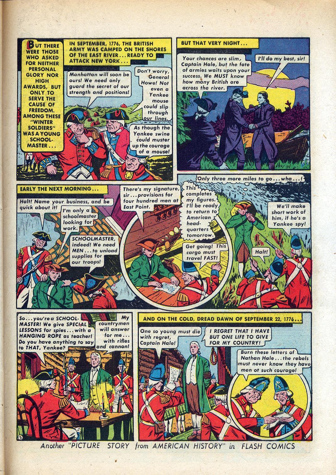 Read online Sensation (Mystery) Comics comic -  Issue #45 - 39