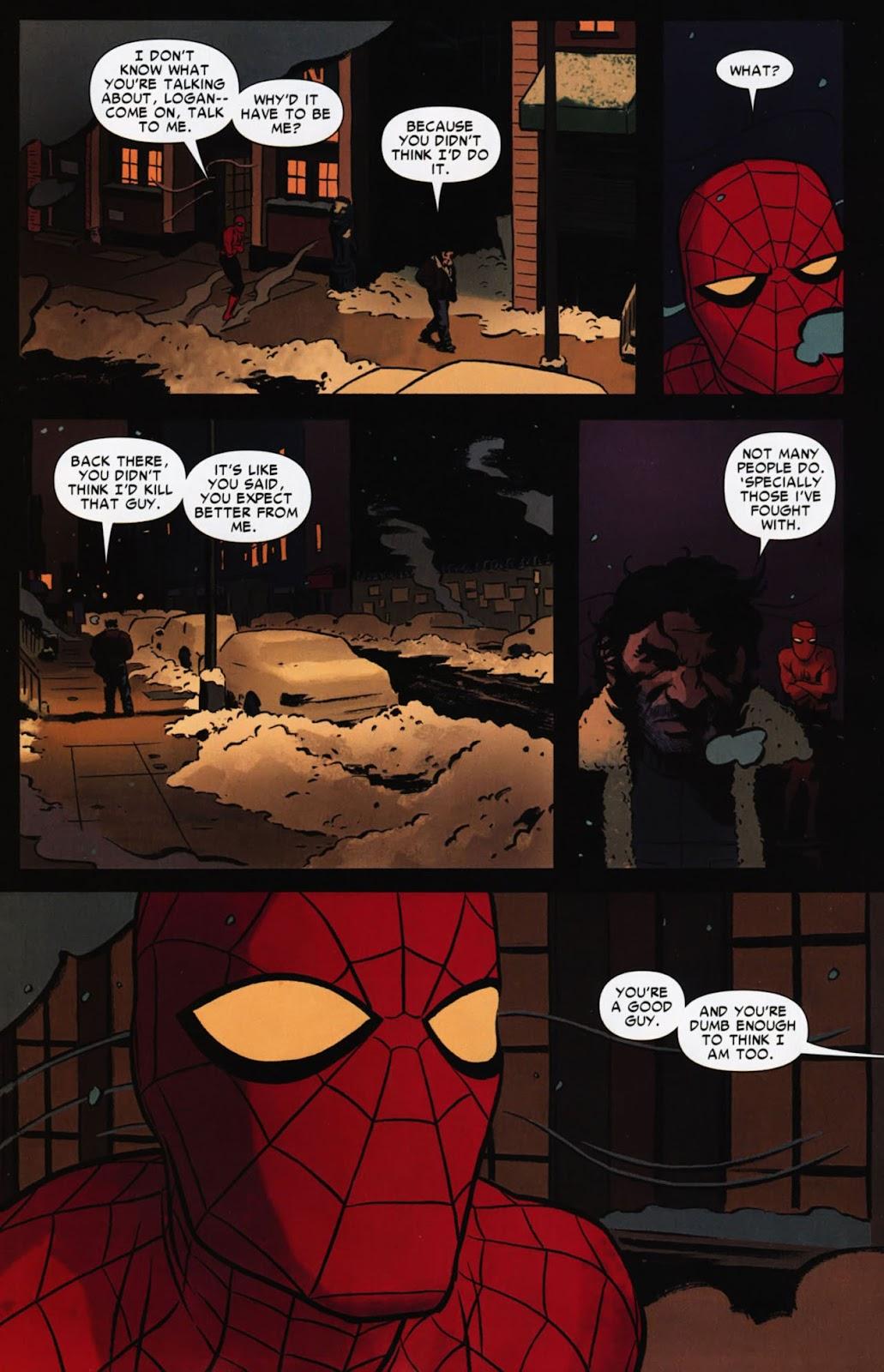 Read online Wolverine (2003) comic -  Issue #900 - 84