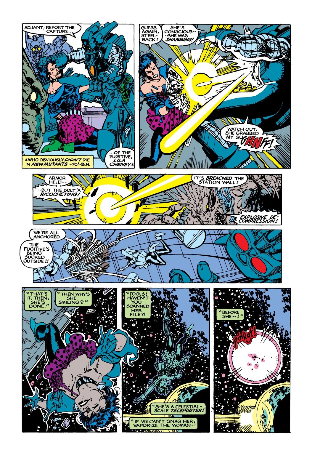 Uncanny X-Men (1963) issue 269 - Page 11