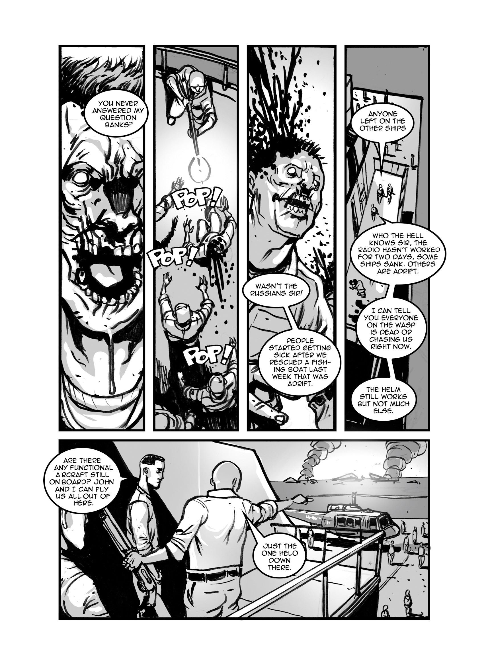 Read online FUBAR comic -  Issue #3 - 327