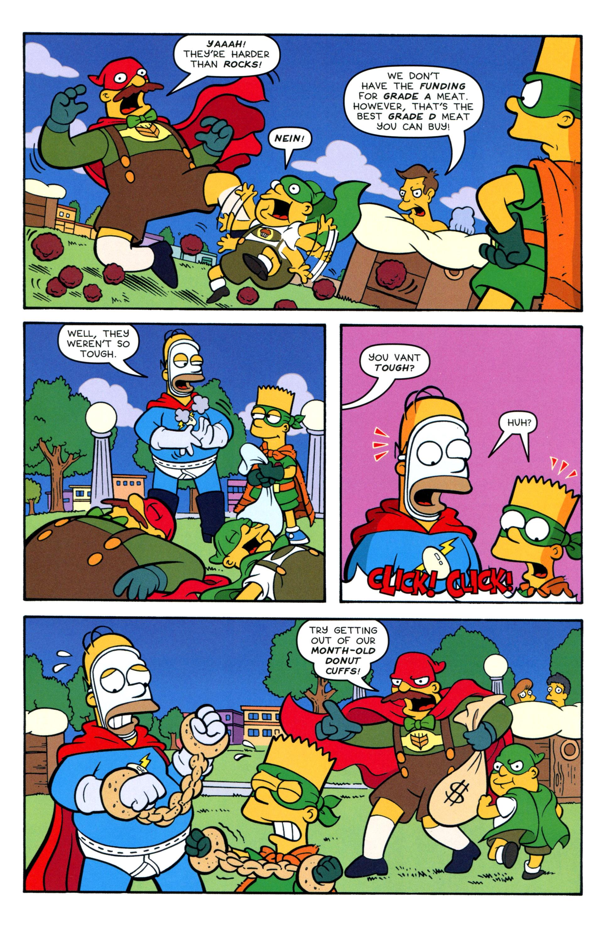 Read online Simpsons Comics Presents Bart Simpson comic -  Issue #88 - 24