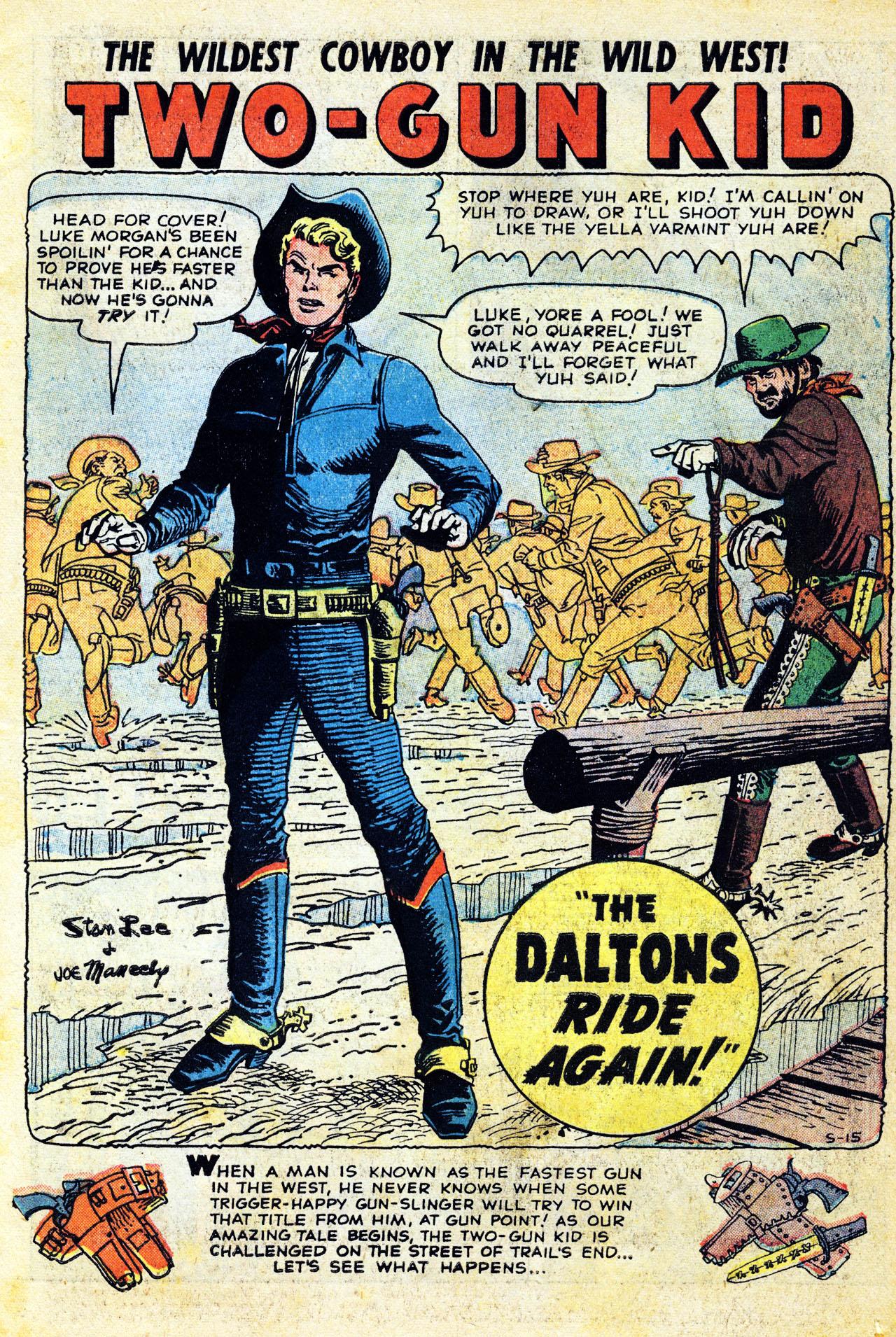Read online Two-Gun Kid comic -  Issue #43 - 3