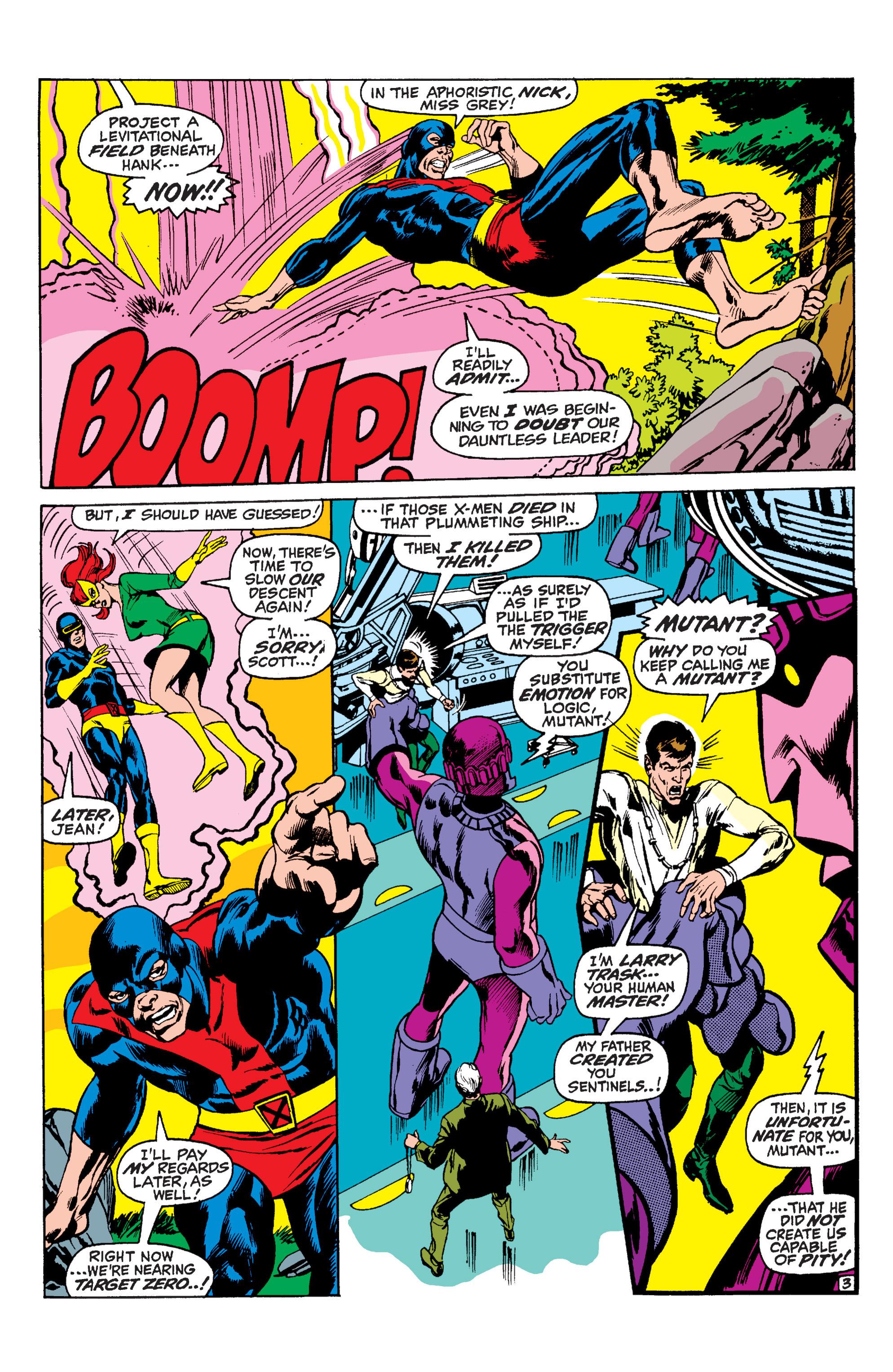 Read online Uncanny X-Men (1963) comic -  Issue #59 - 4