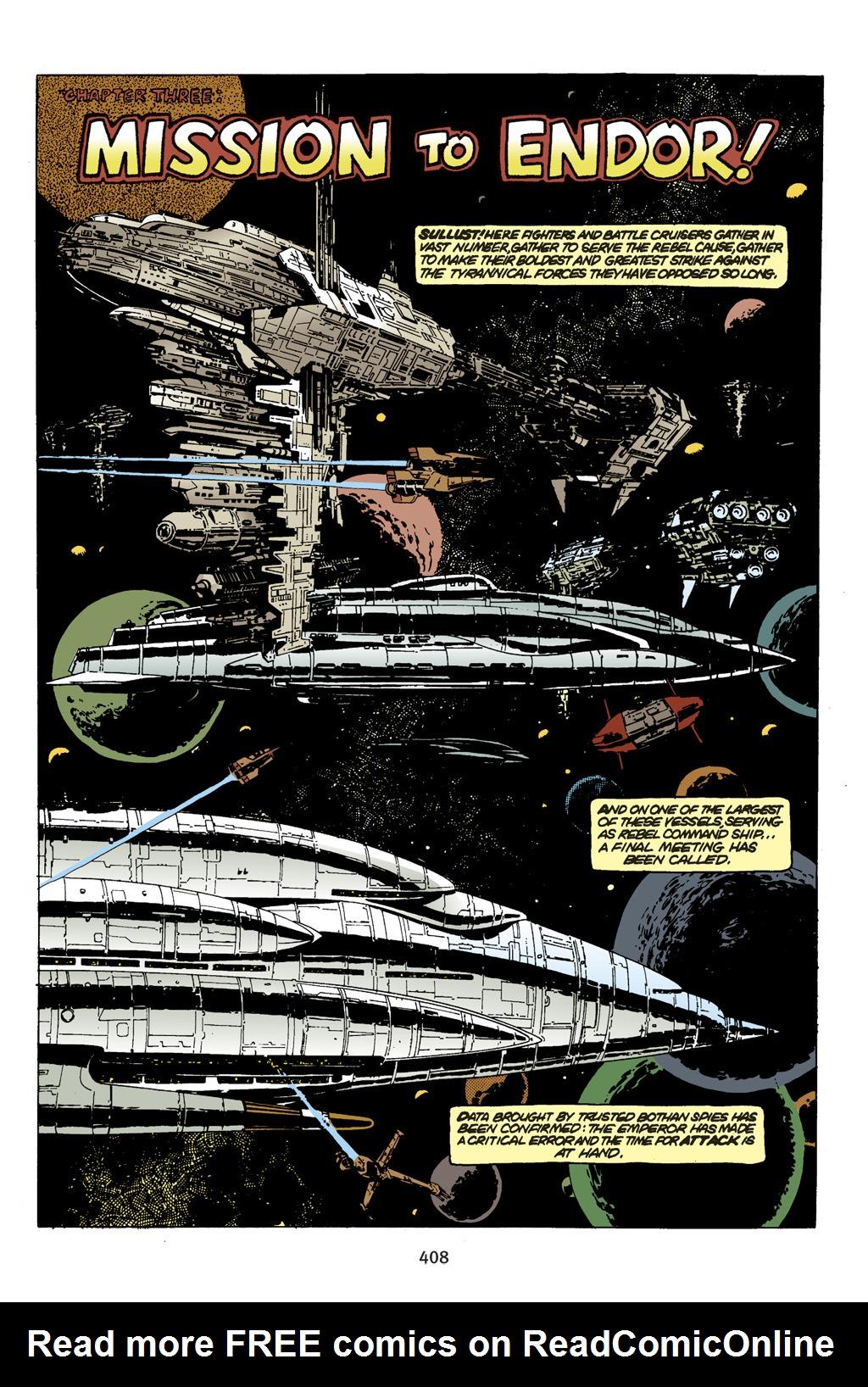 Read online Star Wars Omnibus comic -  Issue # Vol. 18.5 - 125