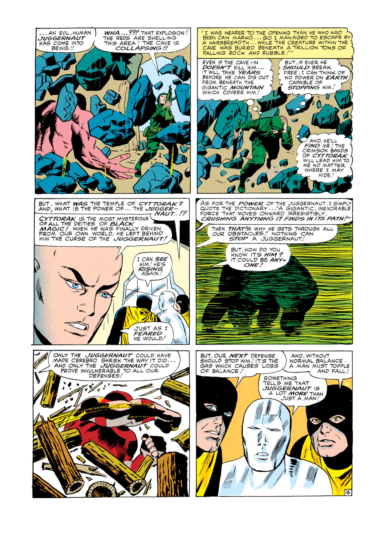 Uncanny X-Men (1963) 12 Page 16