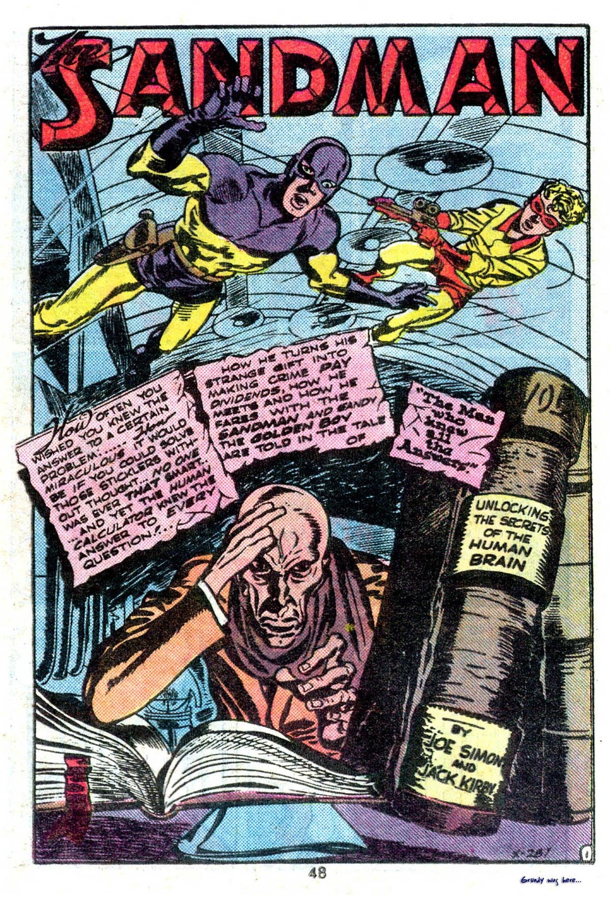 Read online Adventure Comics (1938) comic -  Issue #498 - 48